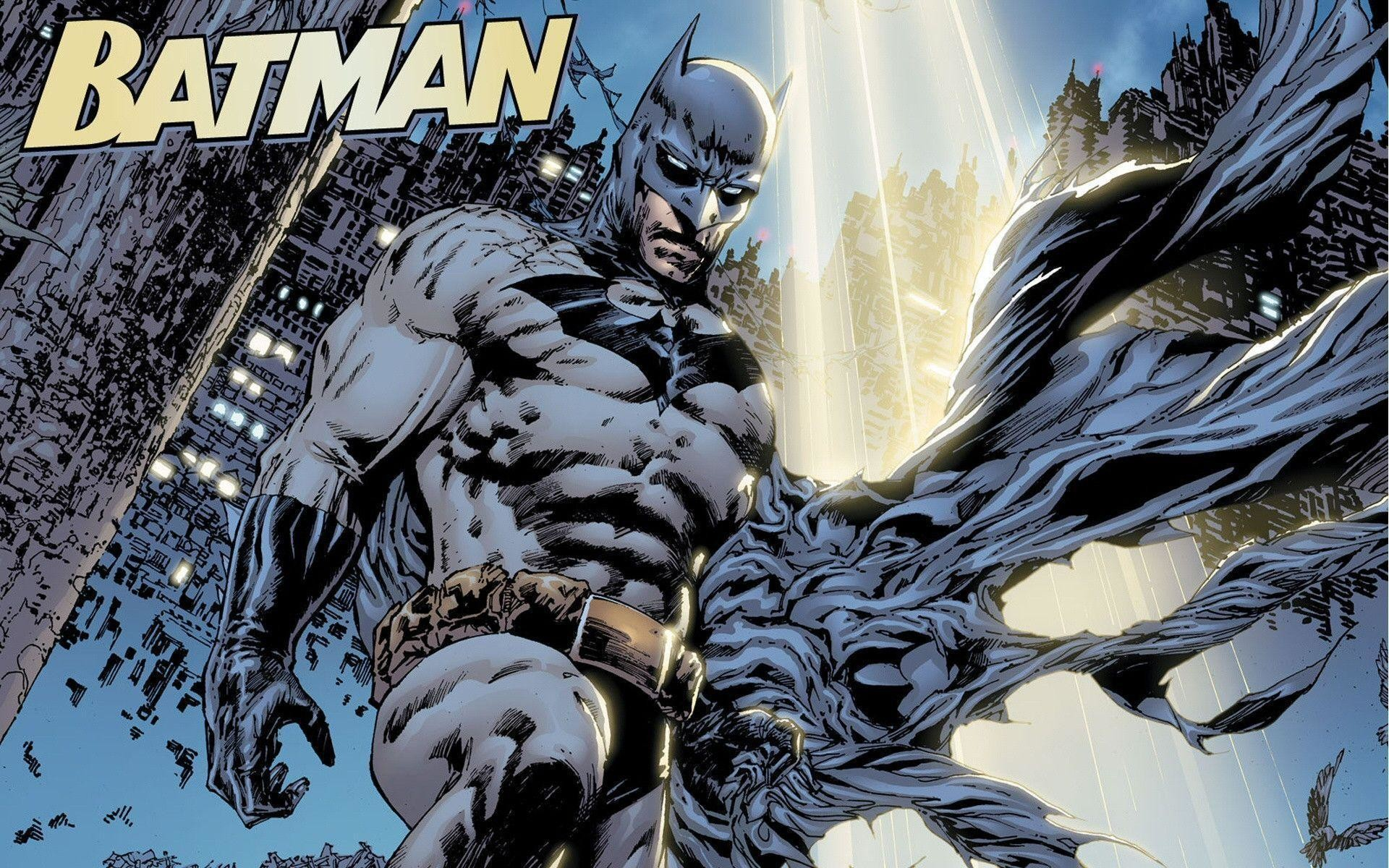 1920x1200 Batman Comic Hd Wallpaper | Superhero Wallpapers
