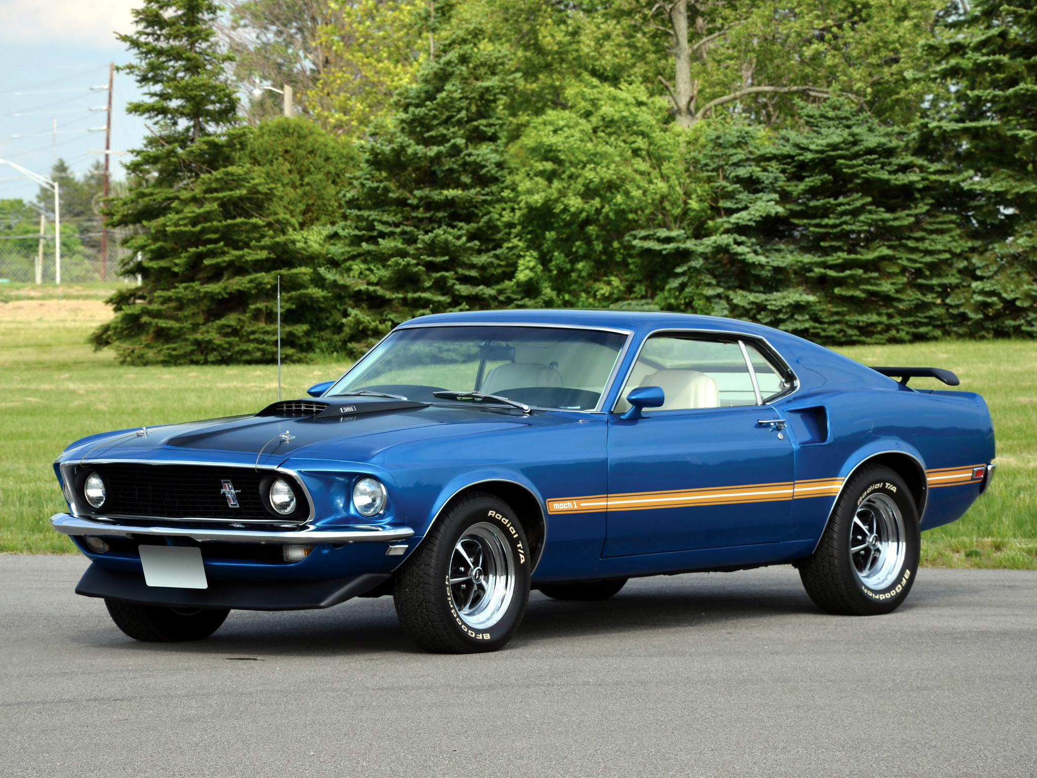 1969 Mustang Wallpapers 58 Images Ford Mach 40 2048x1536 Boss 302 Muscle Classic Fg Wallpaper 114835 Wallpaperup