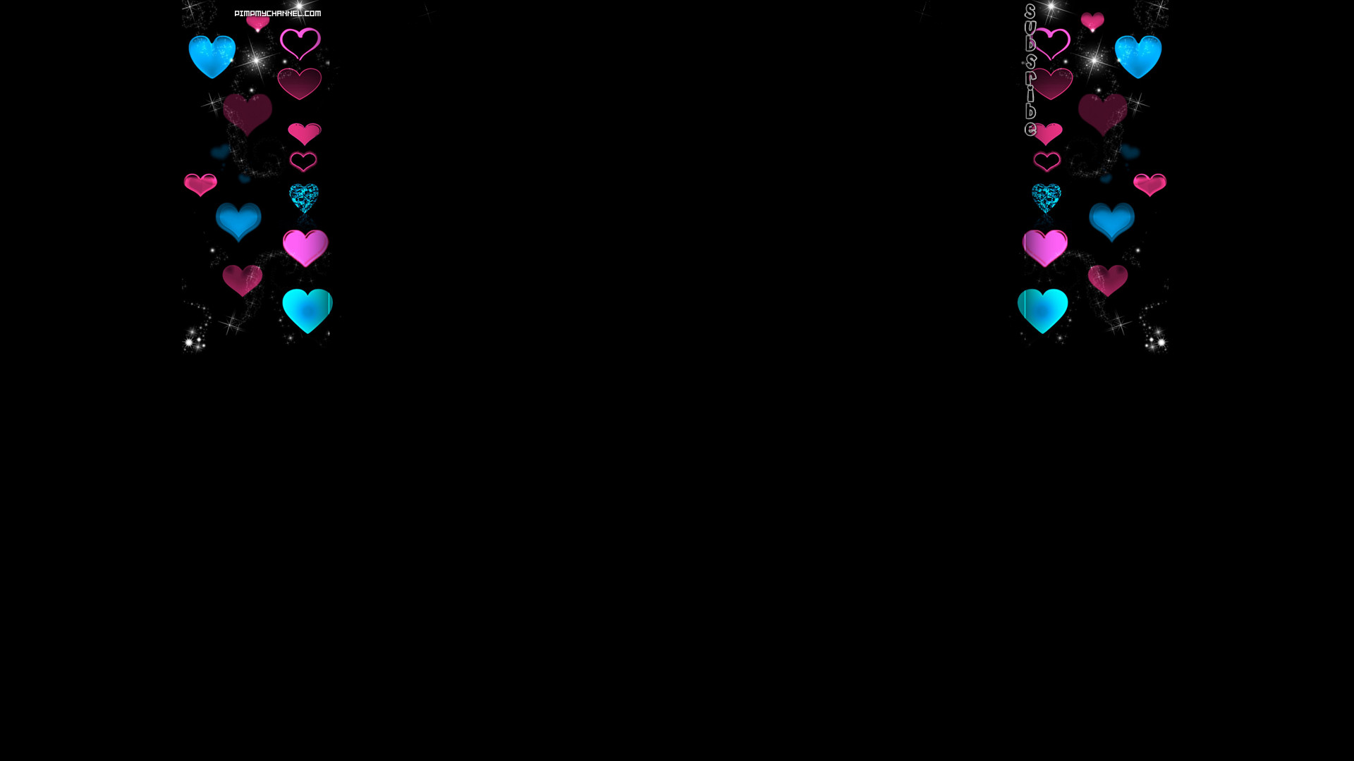 1920x1200 Pink And Black Hello Kitty Backgrounds