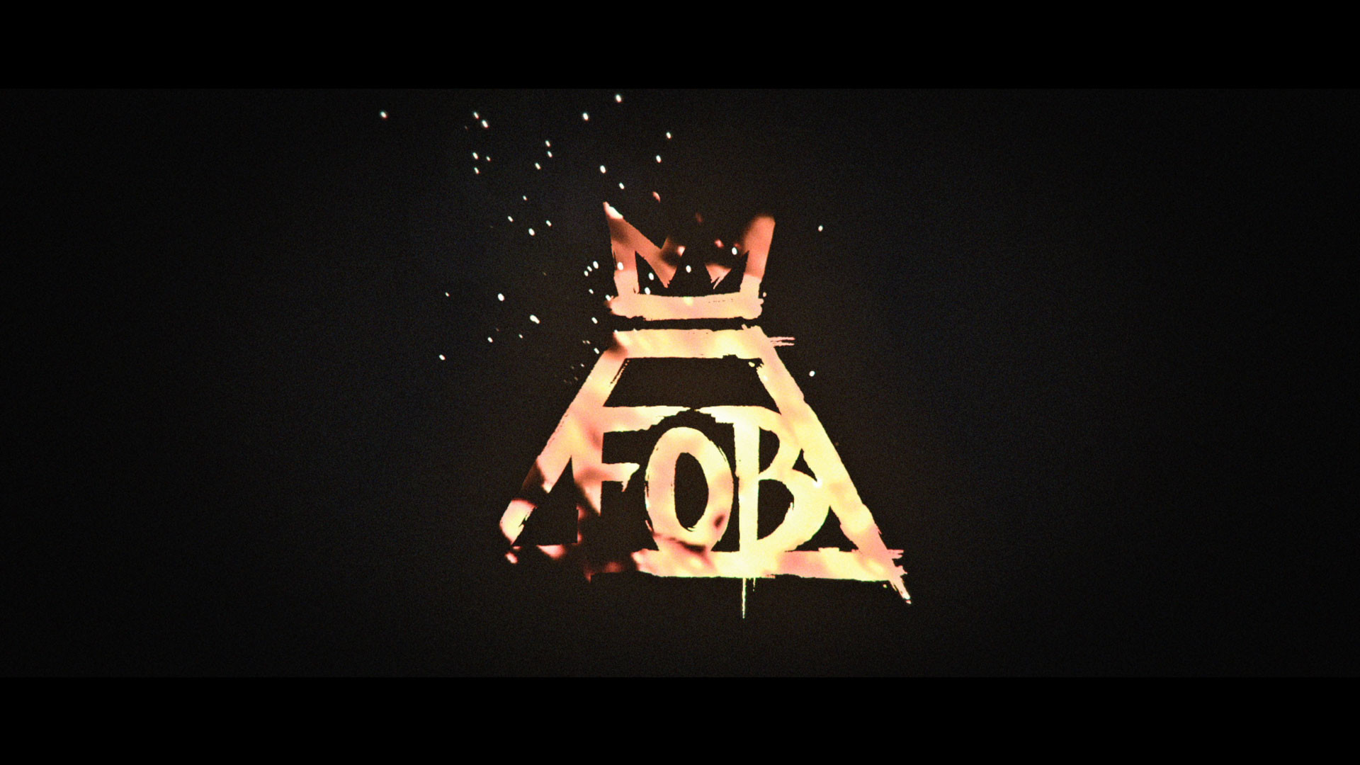 1920x1080 Fall Out Boy Logo L
