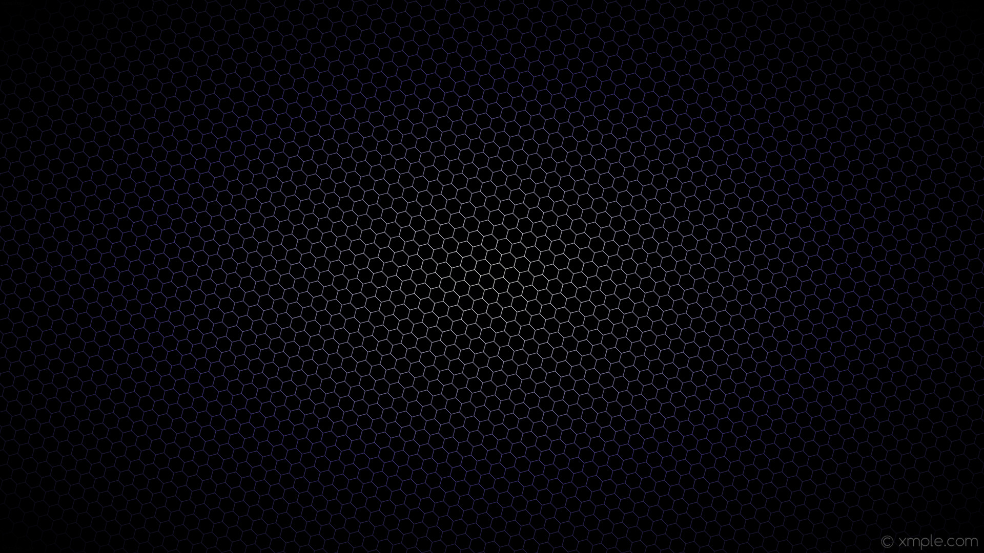 1920x1080 wallpaper black white hexagon purple glow gradient dark slate blue #000000  #ffffff #483d8b