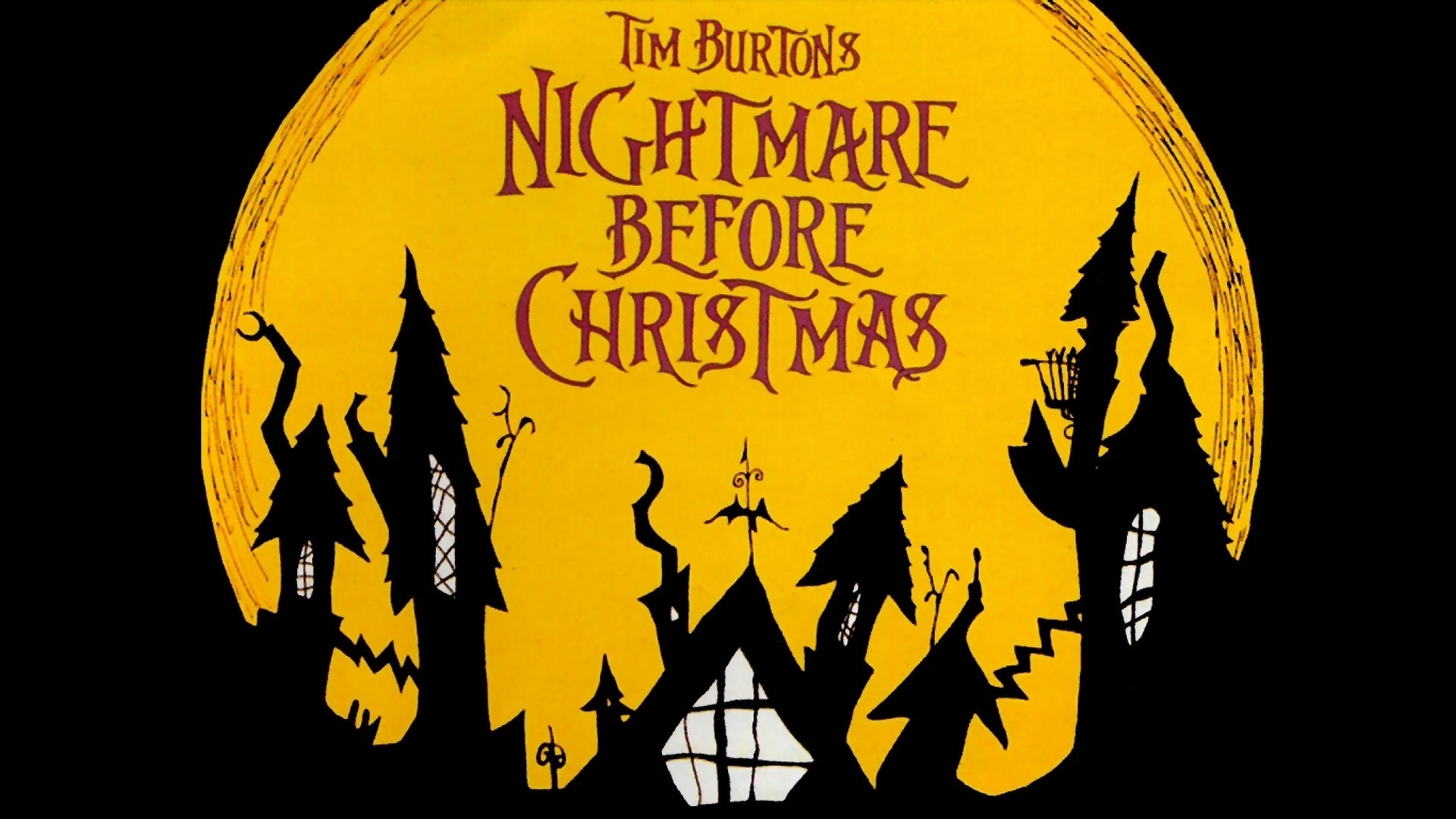 1920x1080 Nightmare Before Christmas Desktop HD Wallpapers