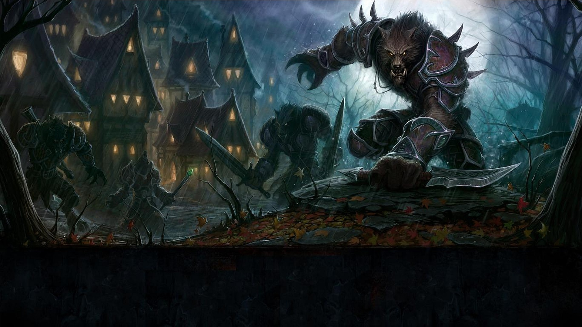 Werewolf Backgrounds 64 Images