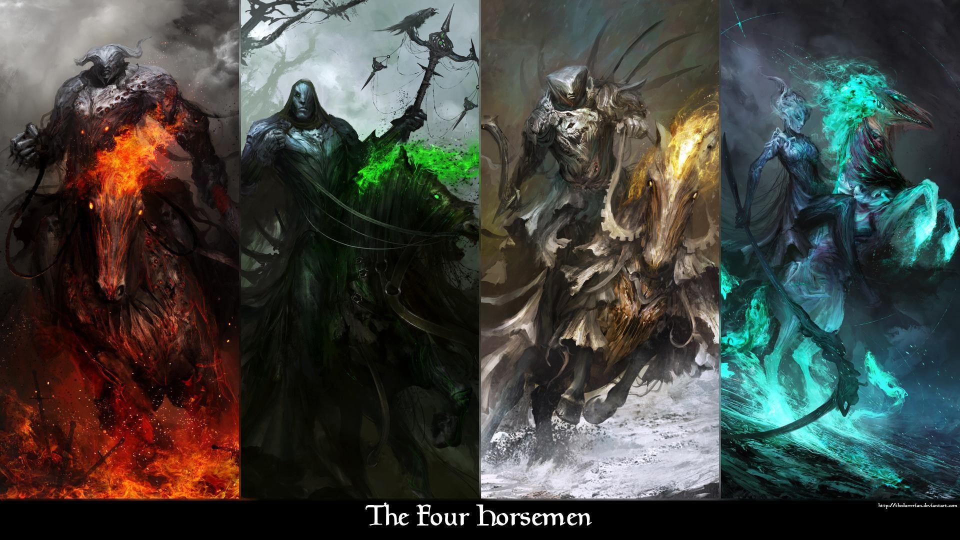 Four Horsemen Wallpaper (70+ images)