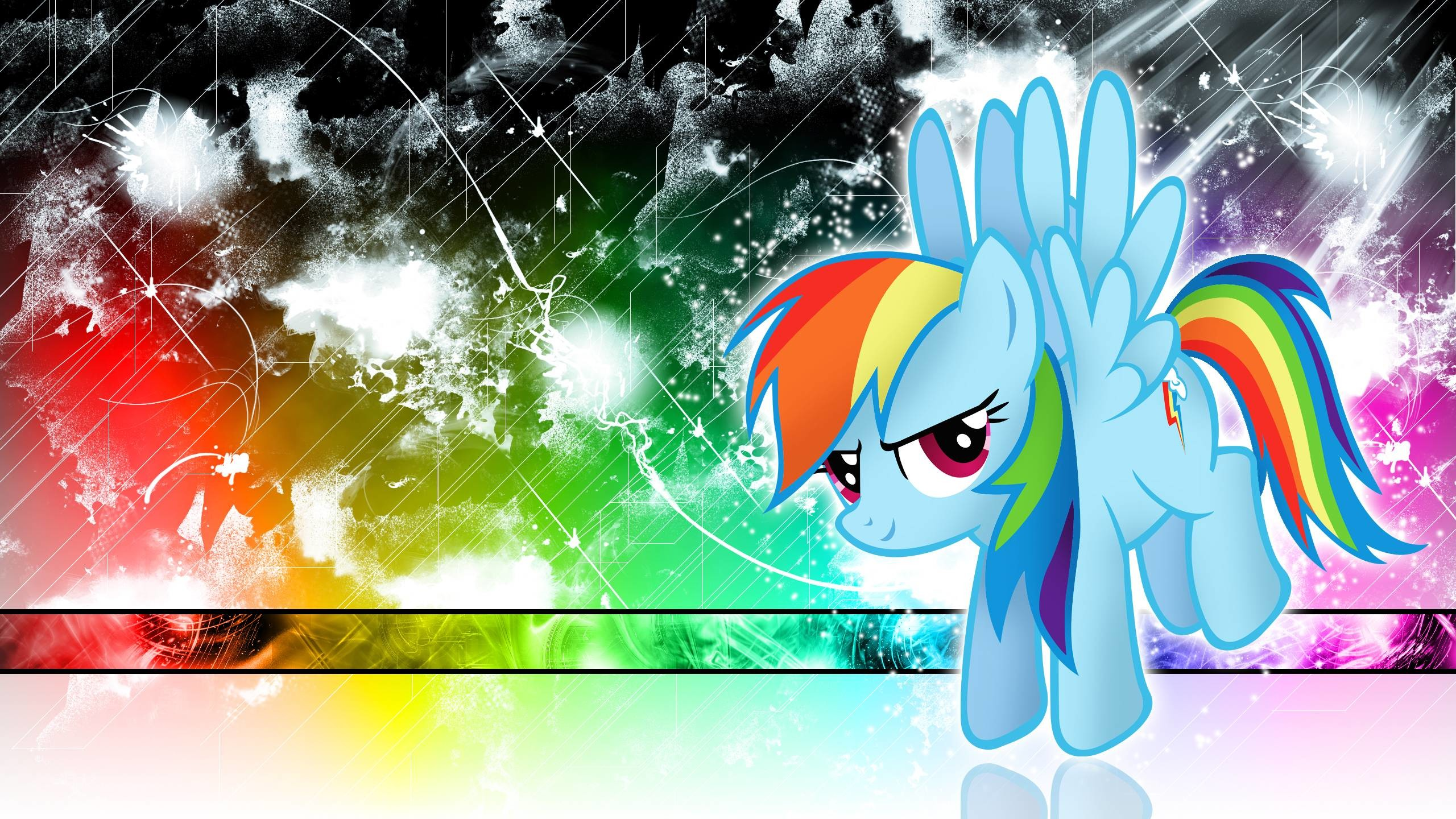 My Little Pony Rainbow Dash Wallpaper (82+ images)