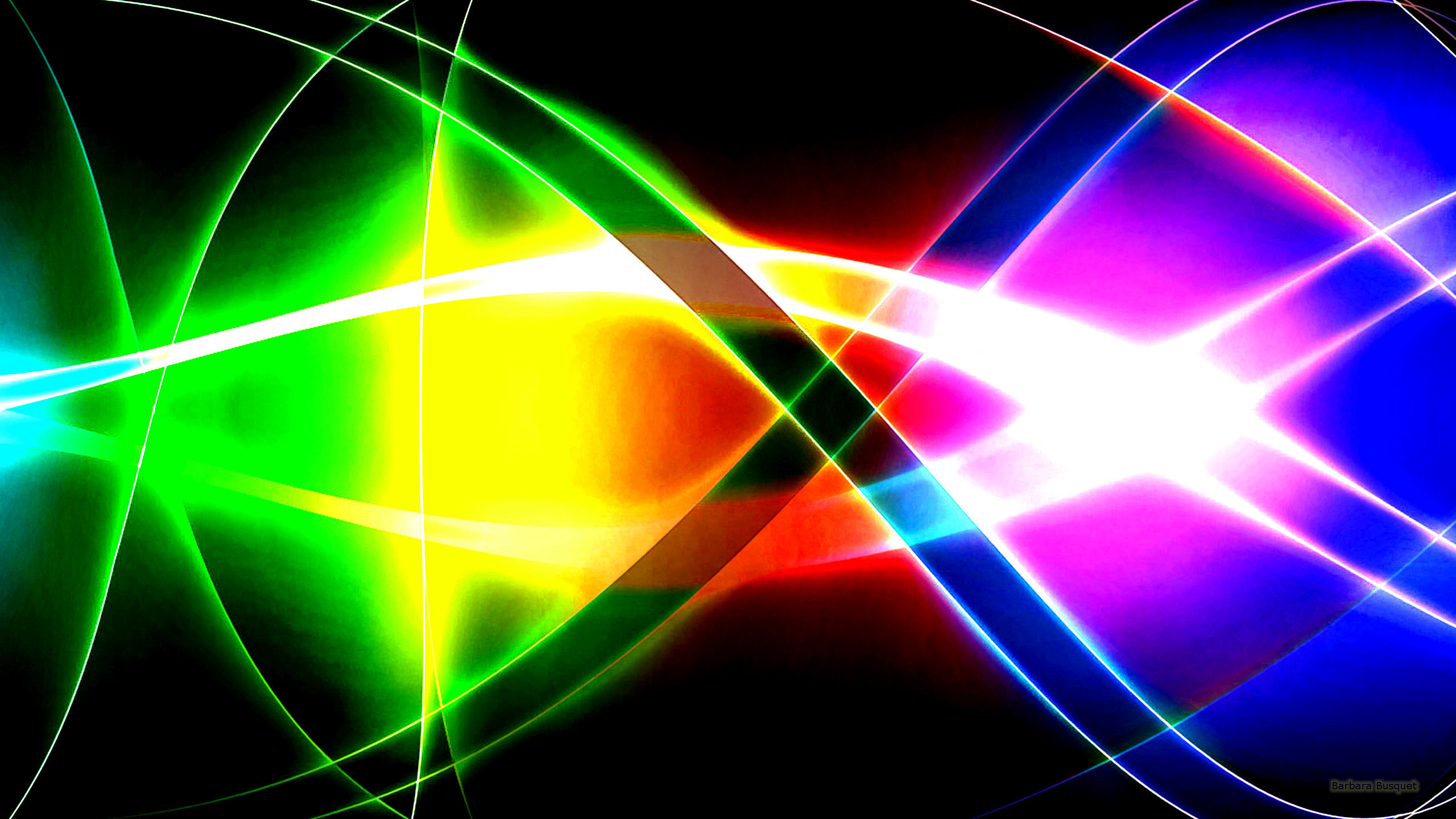 Abstract art background Blue Colorful colors lines Glowing ...  |Black Neon Background