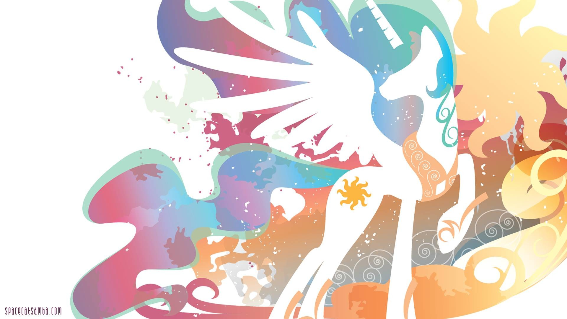 1920x1080 Princess Celestia Wallpaper - My Little Pony: Friendship is Magic