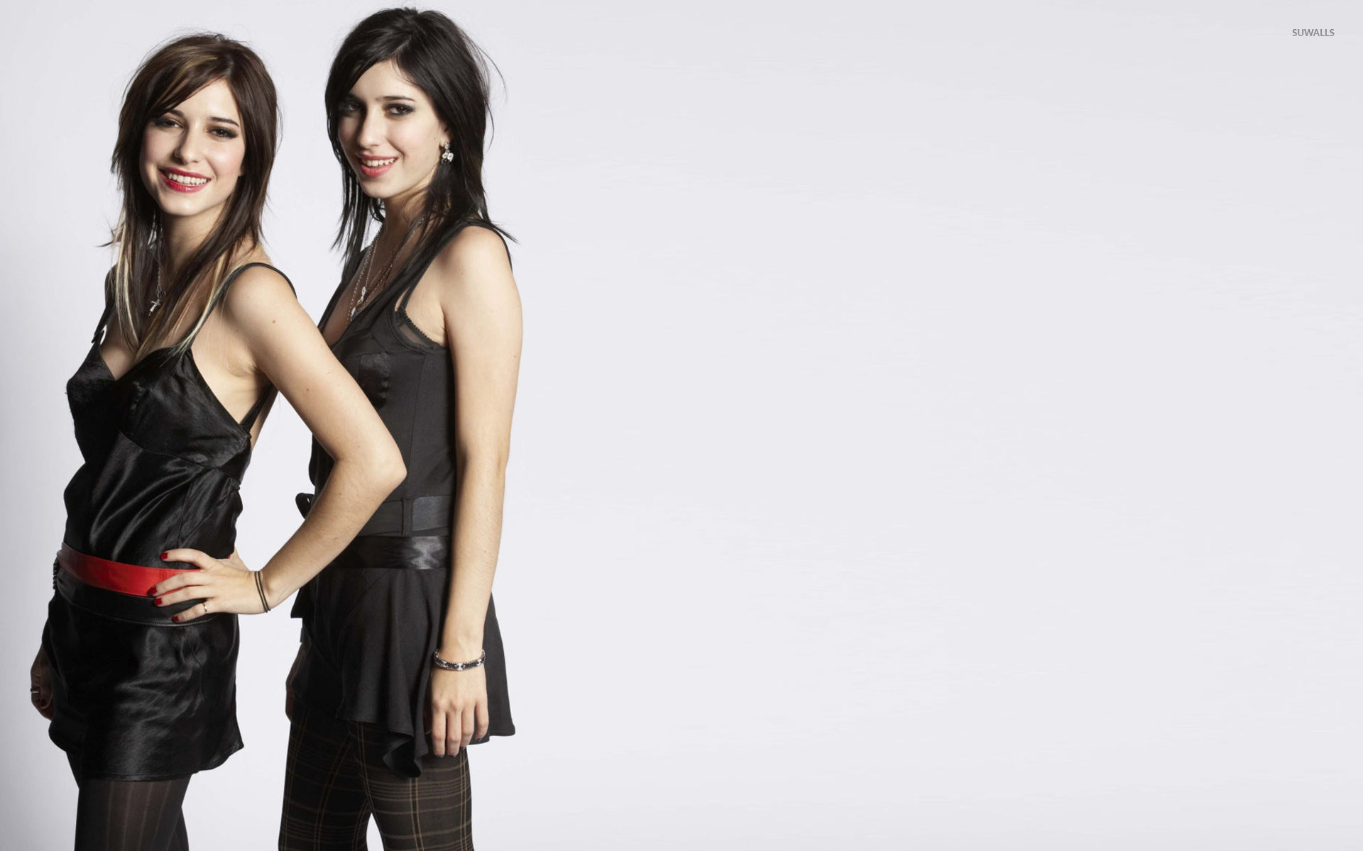 Res: 1920x1200, The Veronicas [2] wallpaper  jpg