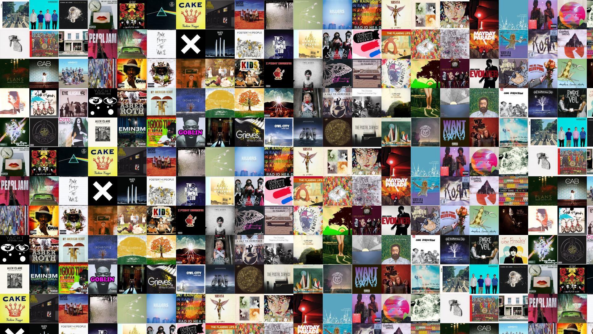 Rush Album Covers Wallpaper (64+ images)