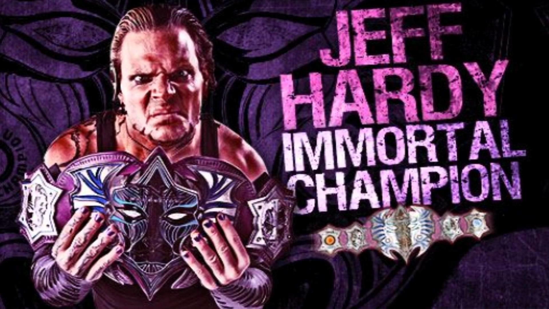 Jeff hardy world heavyweight champion 2018