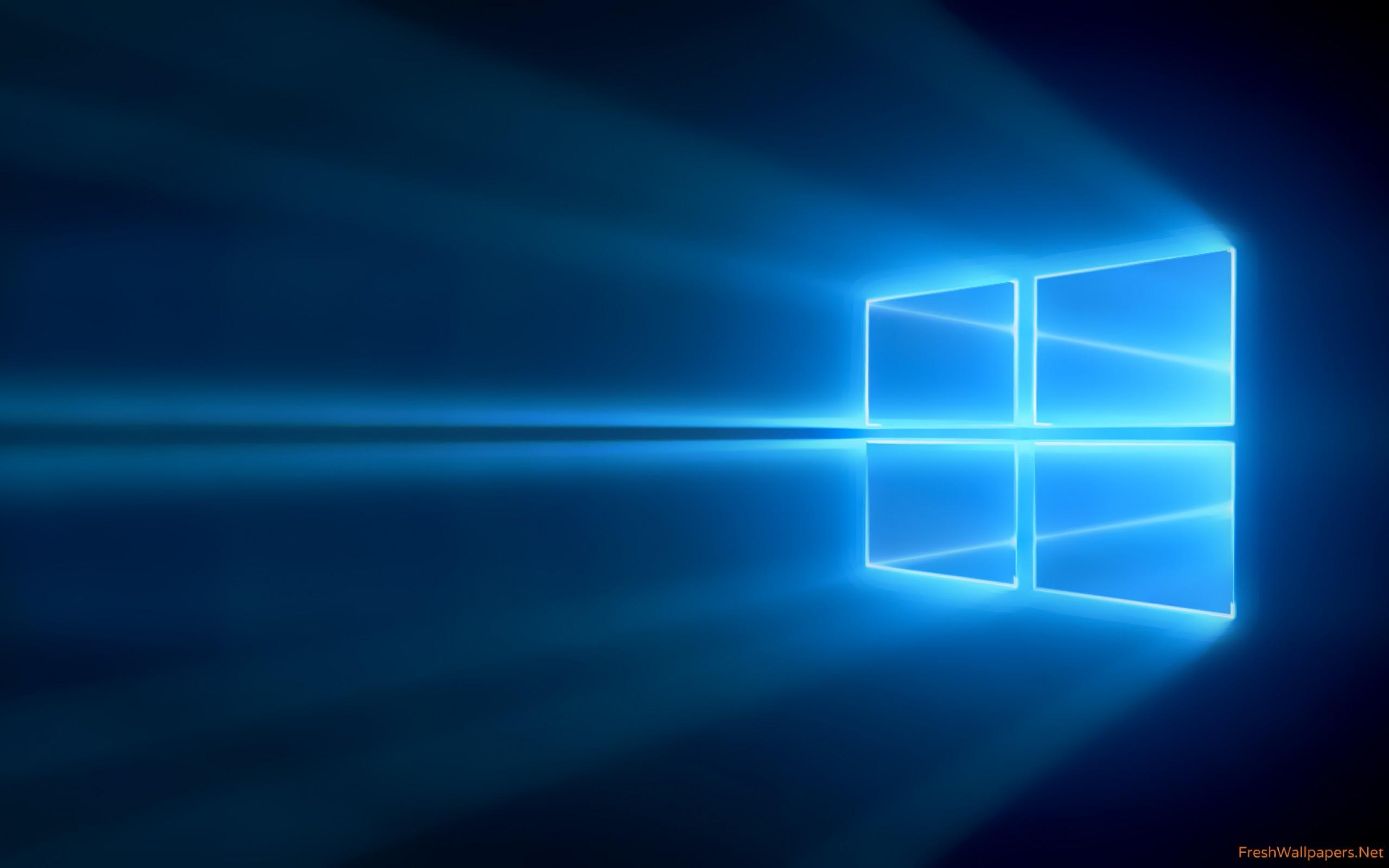 Windows 10 desktop wallpaper full hd