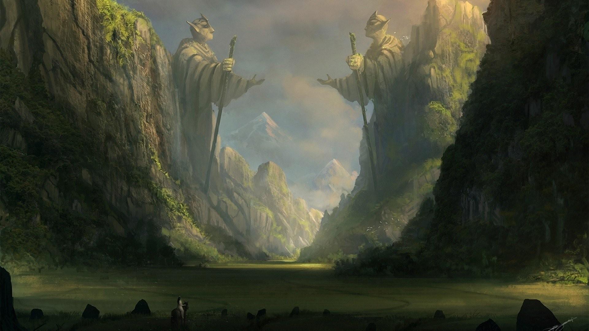2100x1200 Birth Of The Mormegil Silmarillion Lord Rings John Ronald Reuel Tolkien Narn I