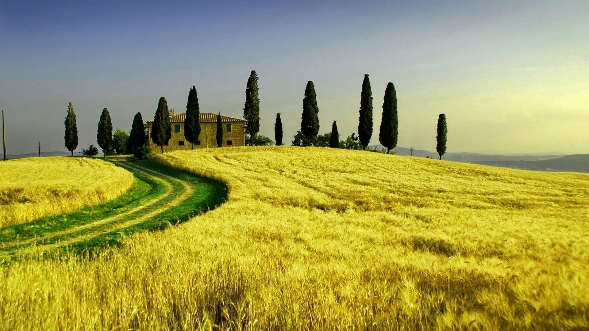 1920x1080 ... Tuscany Wallpaper 20864 ...