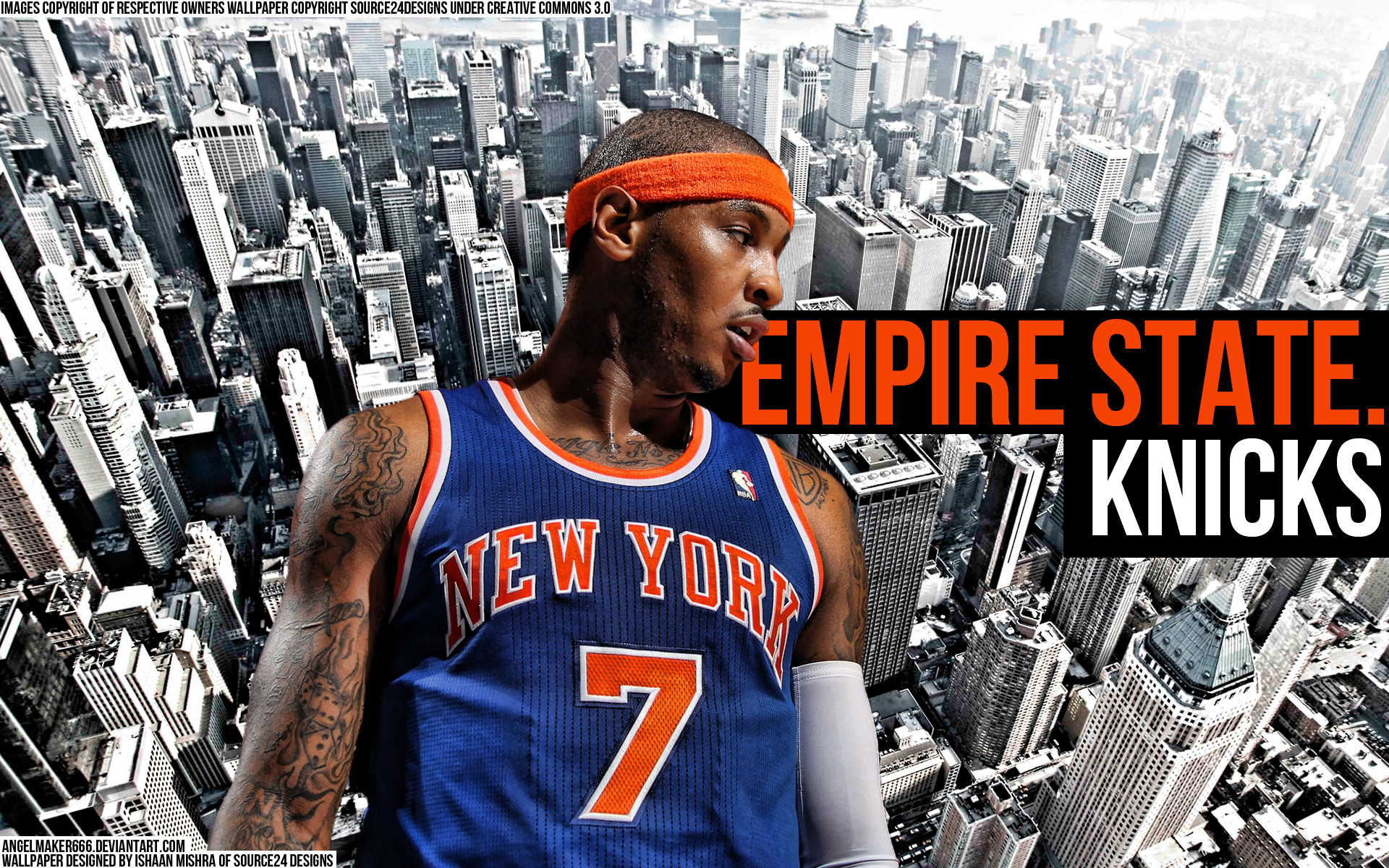 1920x1200 Knicks Slider