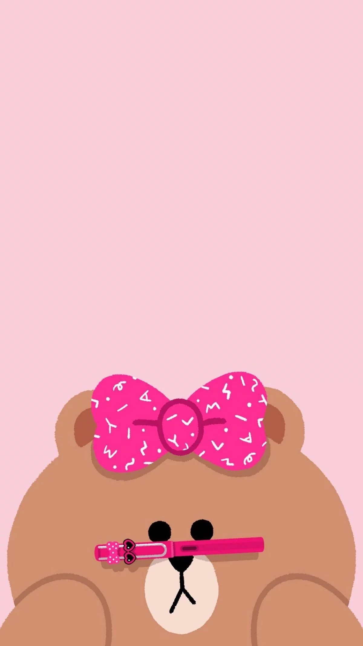 1200x2133 Pinkie Pie, Rilakkuma, Cartoon, Screen, Crafts, Funds. Wallpaper iPhone ⚪