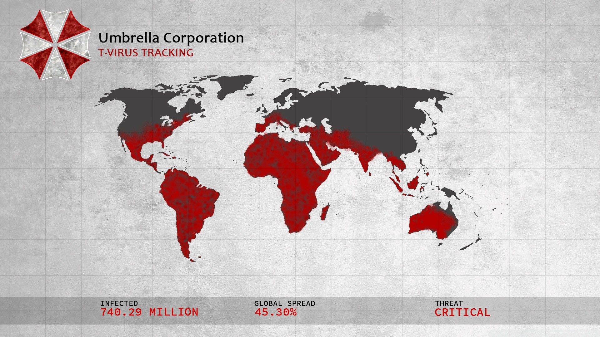 Resident evil umbrella corp wallpaper 72 images - Umbrella corporation wallpaper hd 1366x768 ...