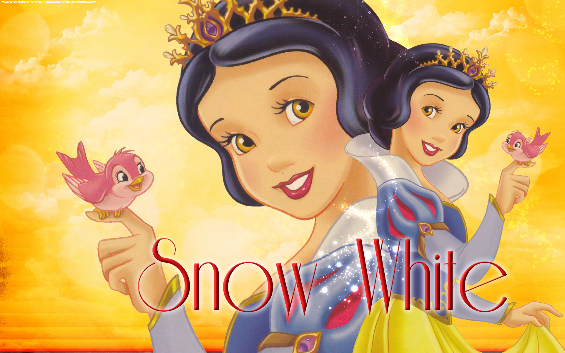 1920x1200 Disney Princesses images Princess Snow White - Wallpaper HD wallpaper and  background photos
