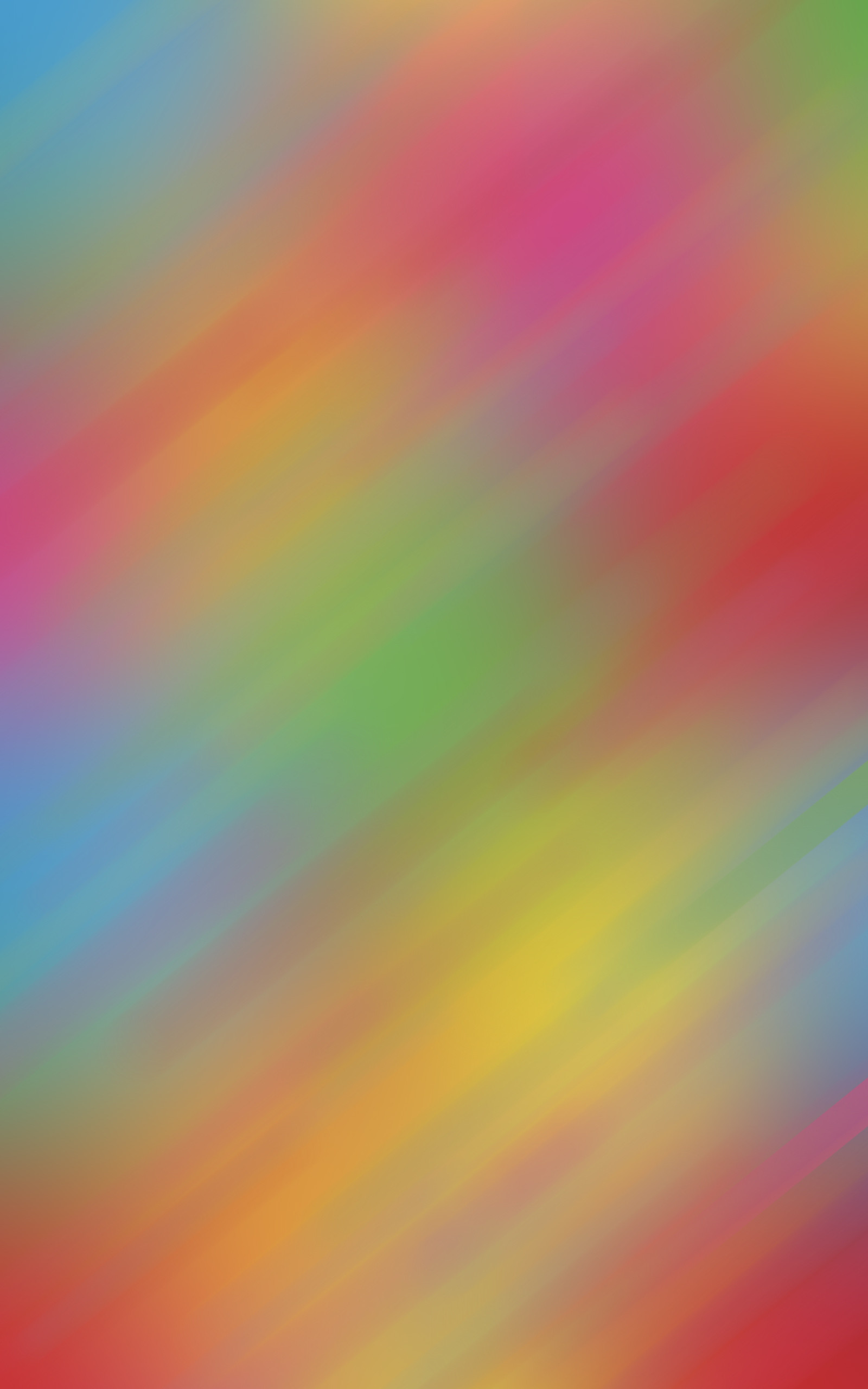 1600x2560 Rainbow colored soft stripes Wallpaper