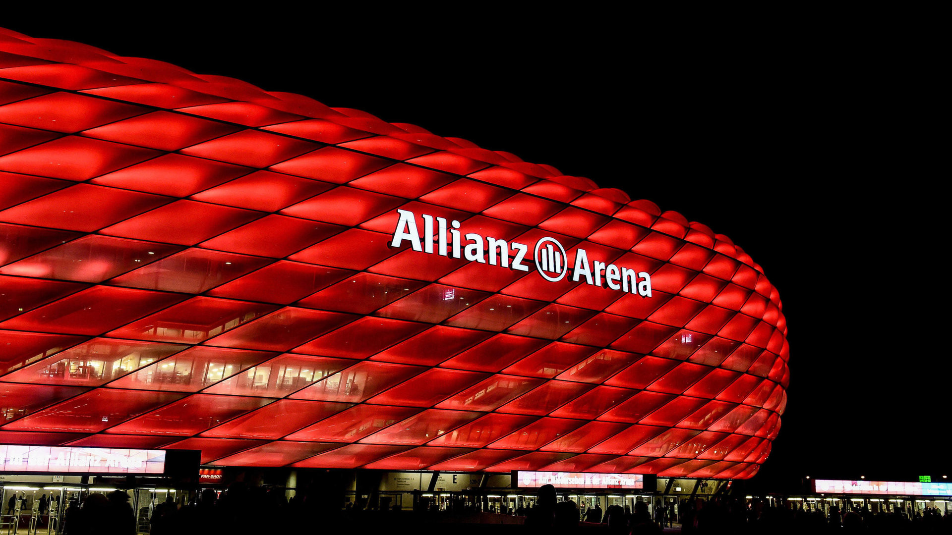 16 Luxury Pubg Wallpaper Iphone 6: Allianz Arena Wallpapers (63+ Images