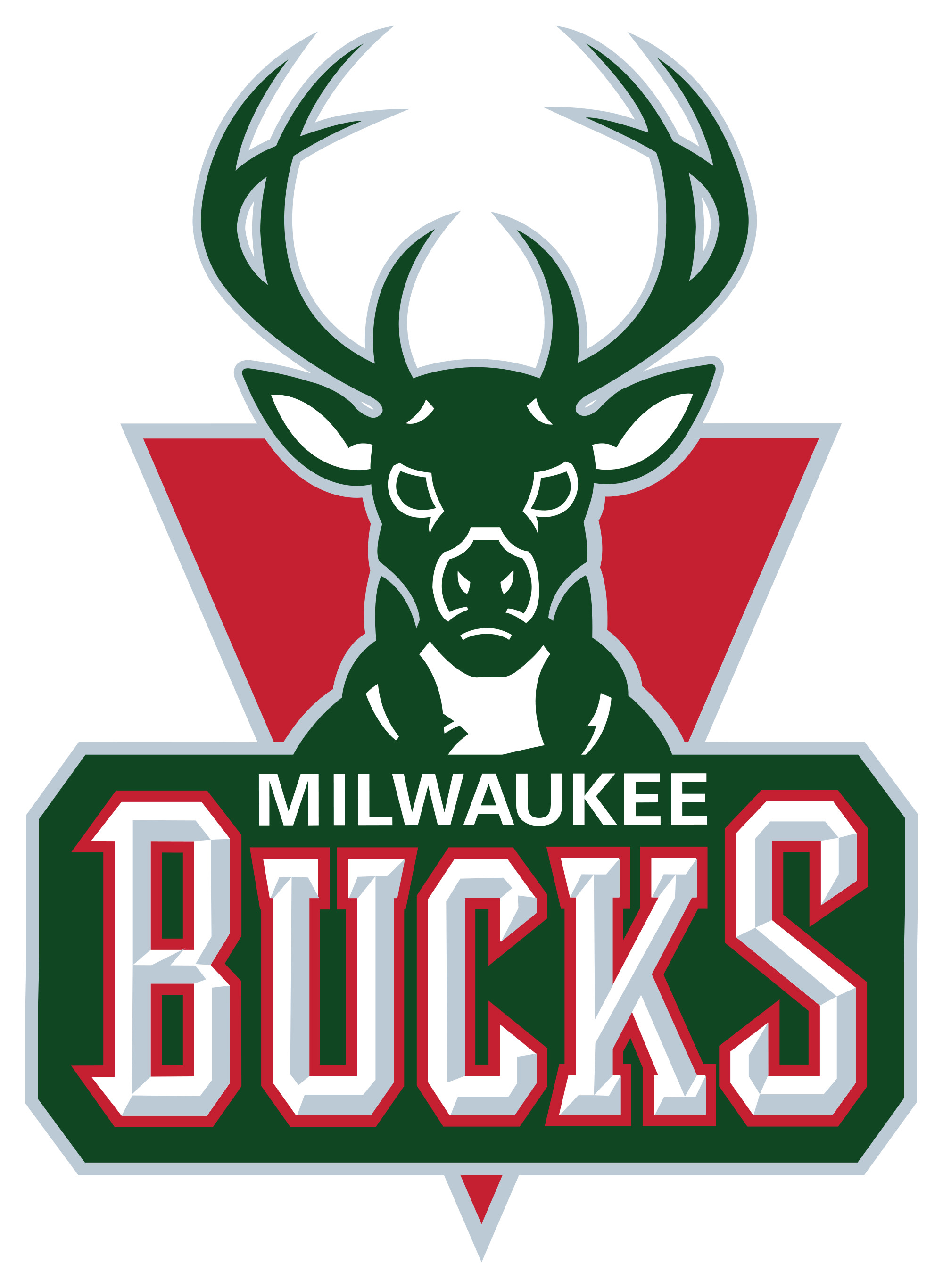 2000x2732 milwaukee bucks logo