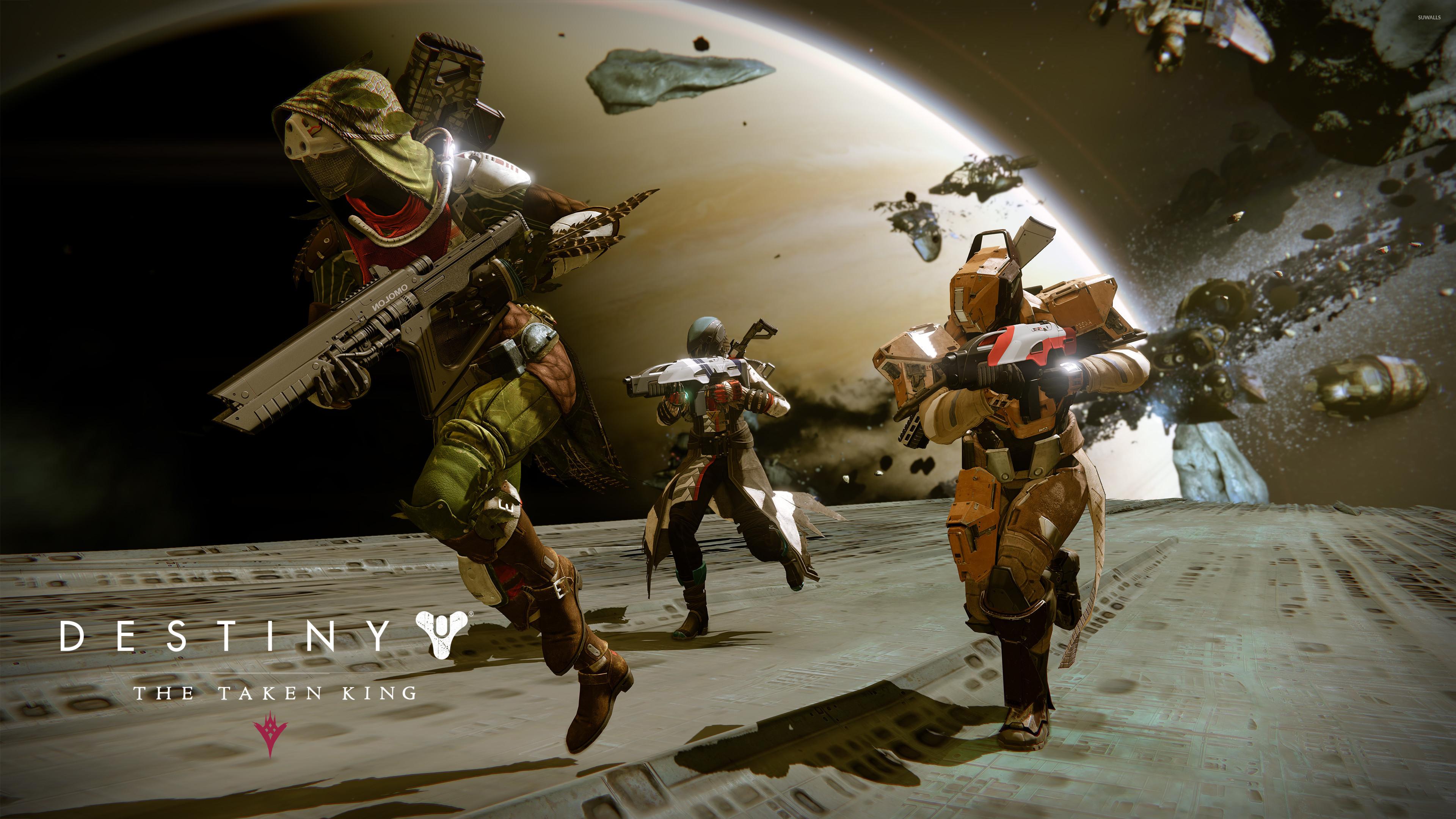 Destiny The Taken King Wallpaper: Destiny Wallpaper Titan (85+ Images