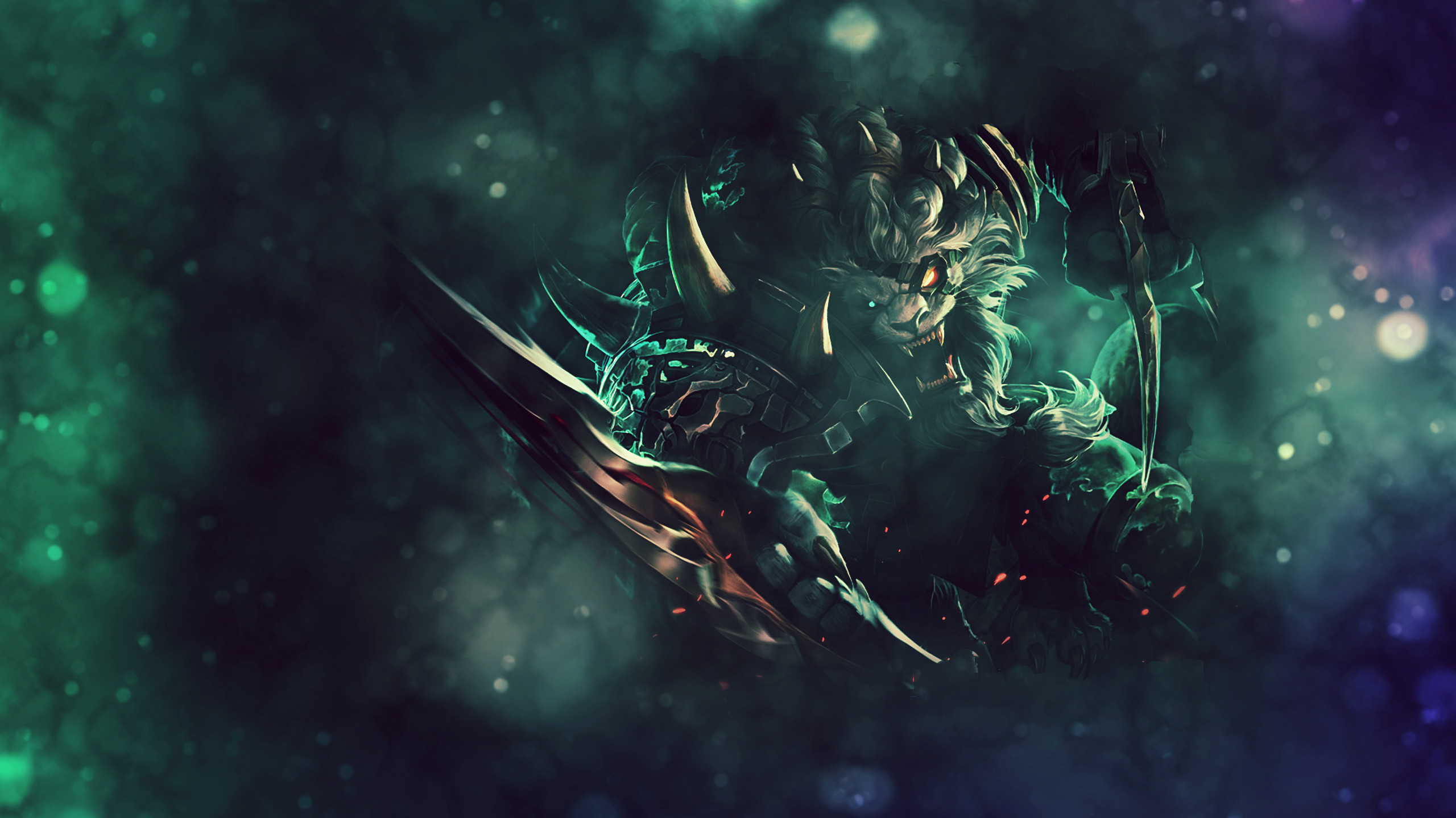 2560x1440 league of legends wallpapers 1440p rengar