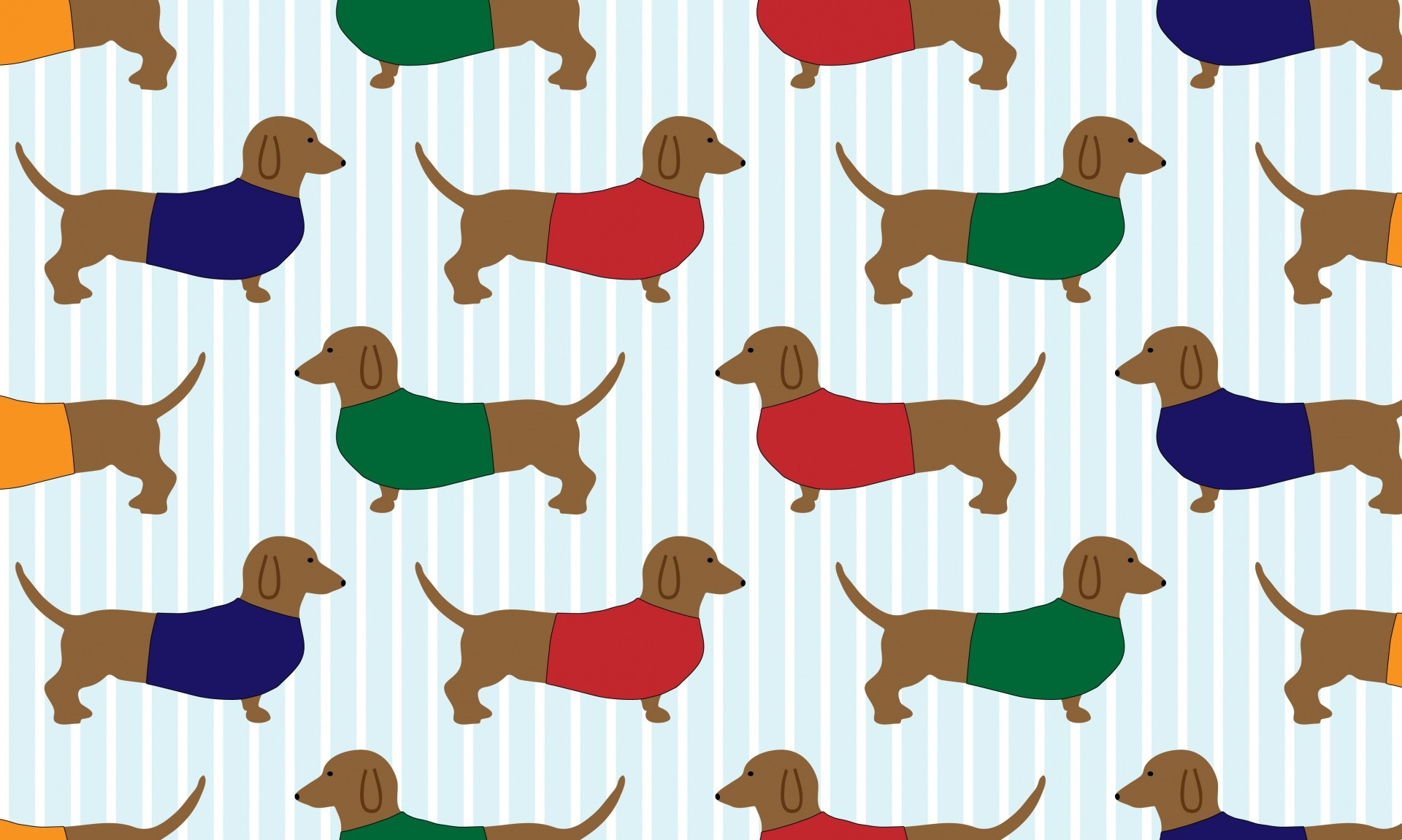 1920x1151 Dachshund Dogs Wallpaper