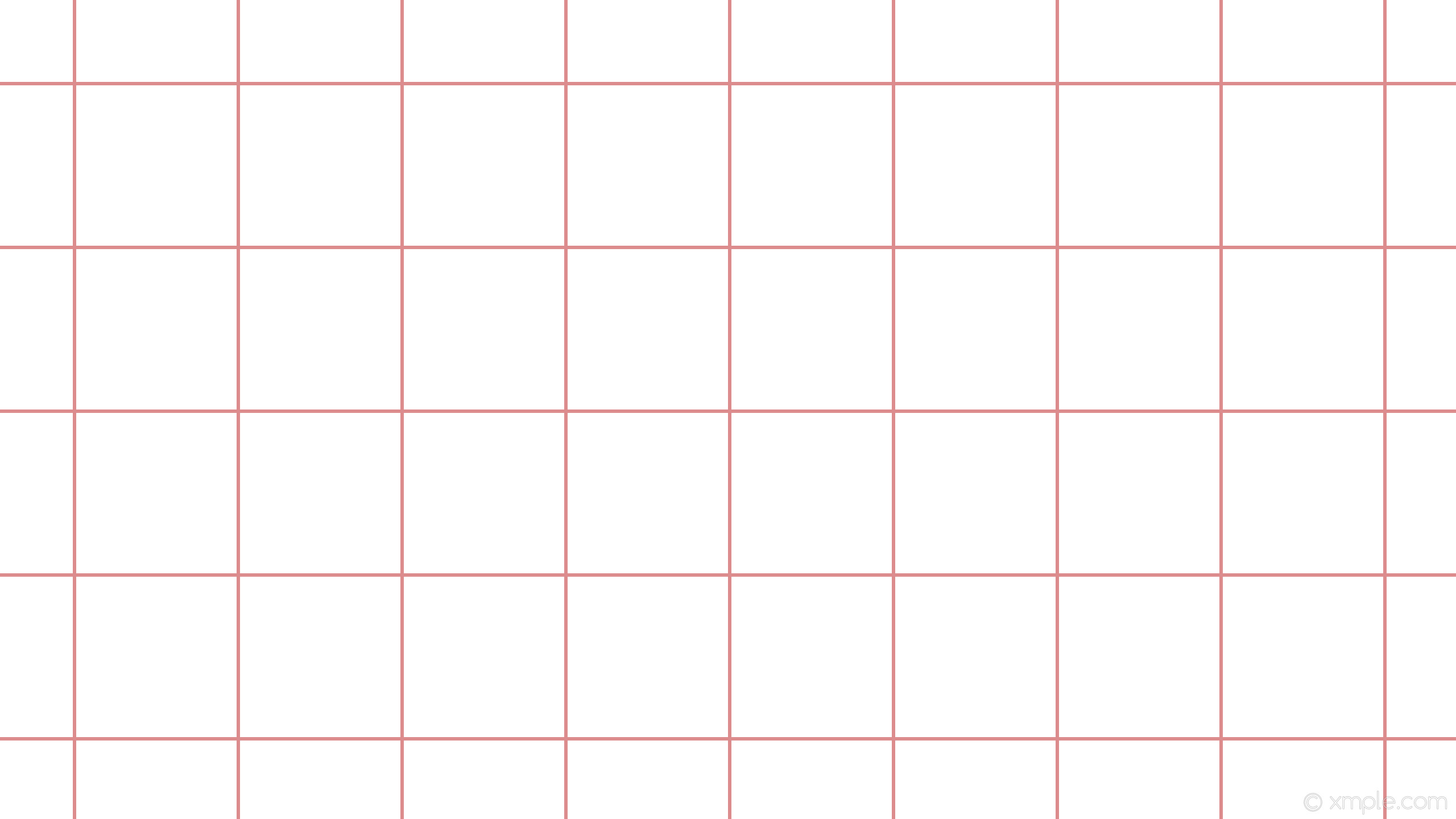 2560x1440 wallpaper graph paper red white grid indian red #ffffff #cd5c5c 0° 6px 288px
