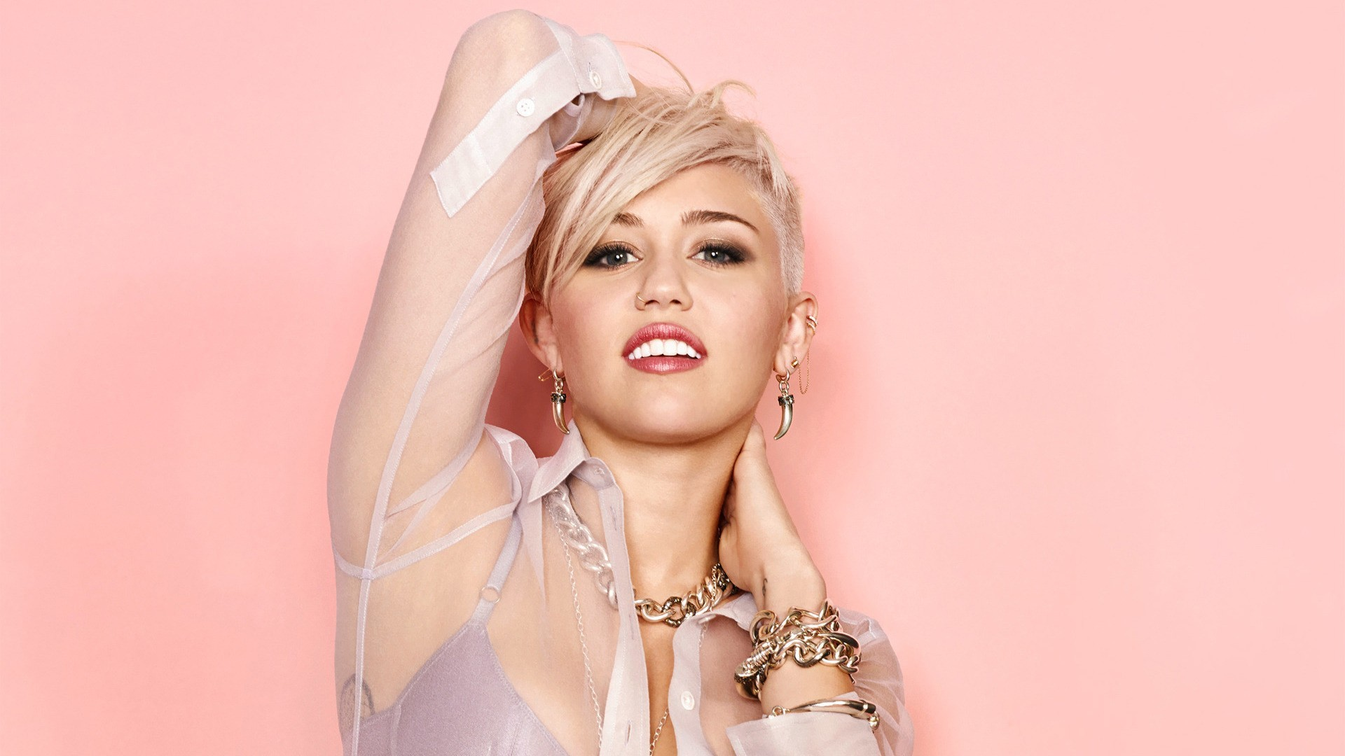 1920x1080 Miley Cyrus turns 23 today! We just thought we should round up all the  interesting
