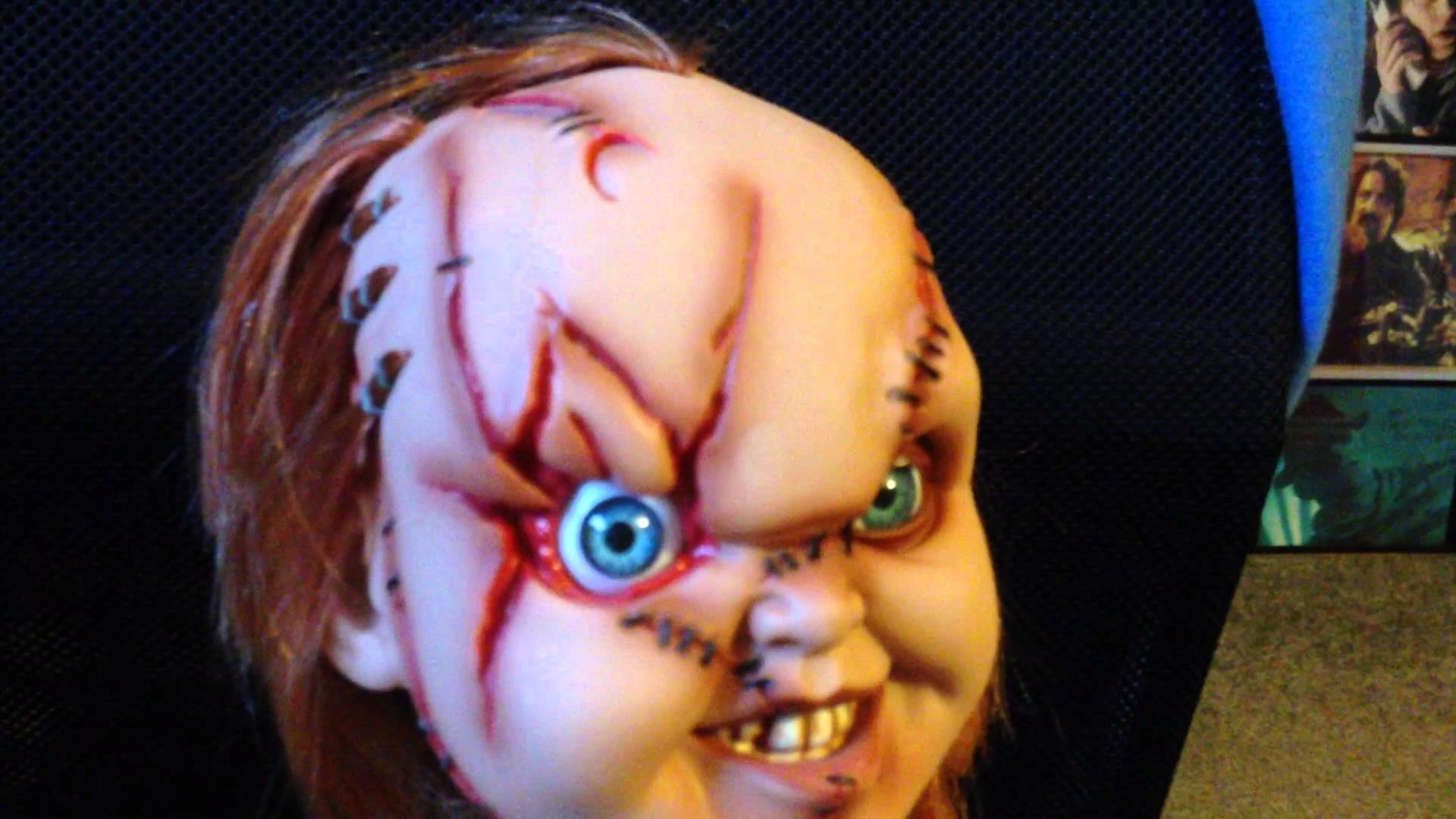 1920x1080 My Childs Play Chucky Doll Review