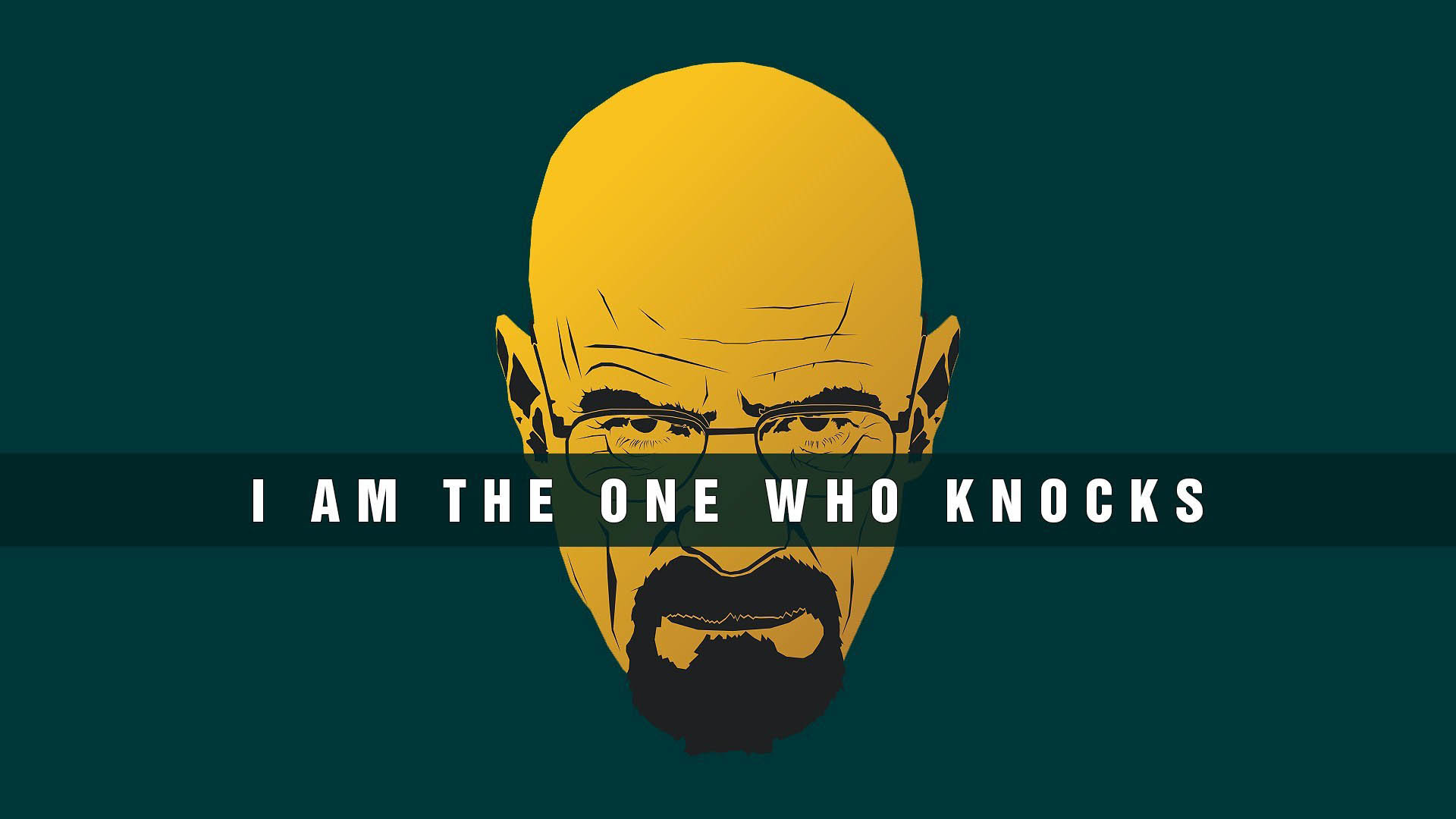 1920x1080 I am the One Who Knocks - Breaking Bad  wallpaper