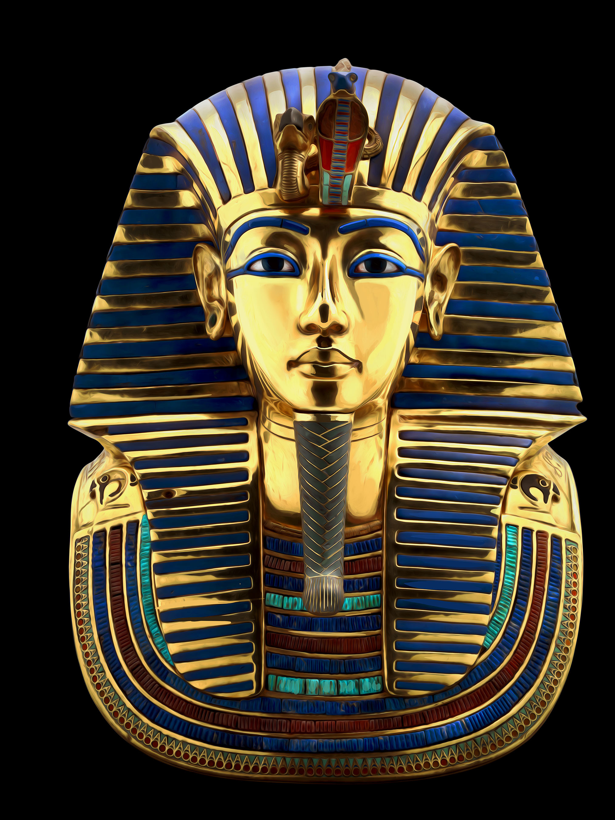 The Egyptian Tarot Kit By Lo Scarabeo Lo Scarabeo: Pharaoh Wallpaper (65+ Images