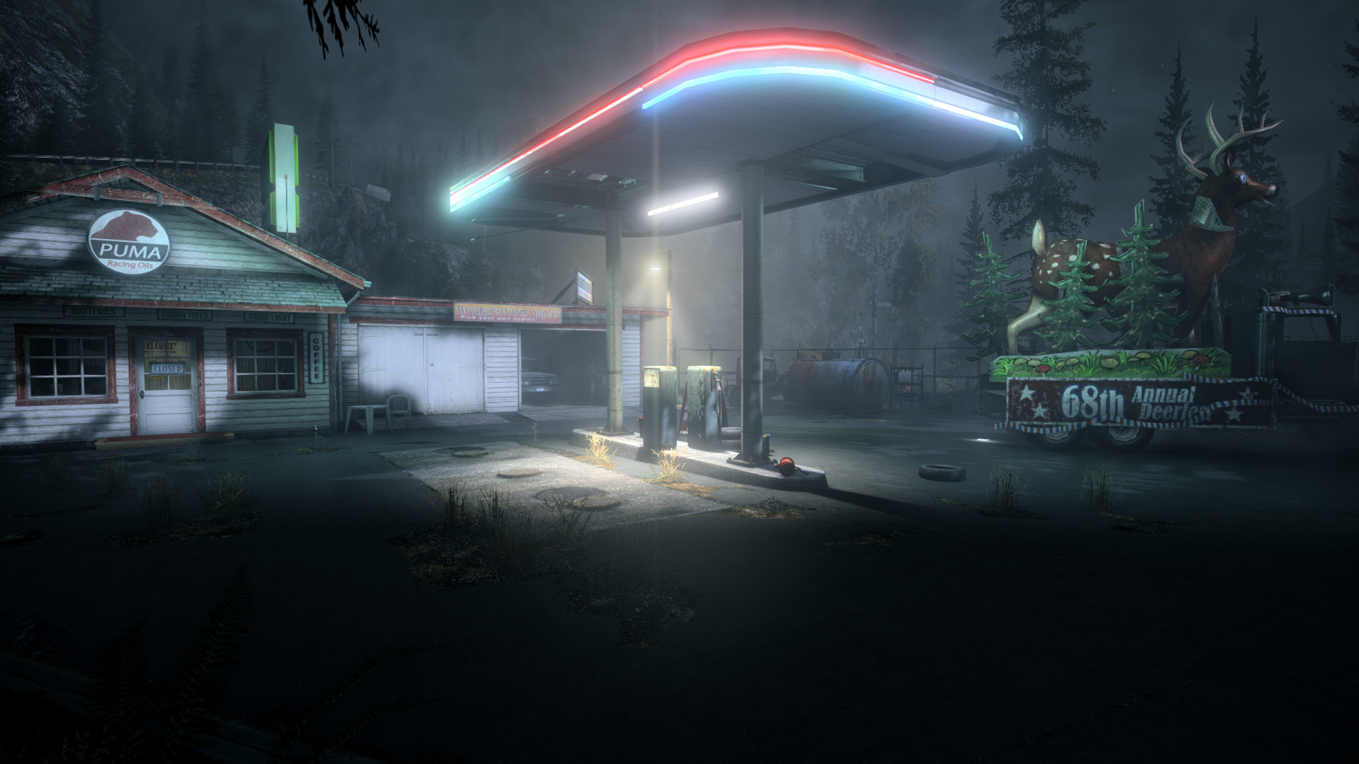 1920x1080 Video Game - Alan Wake Wallpaper