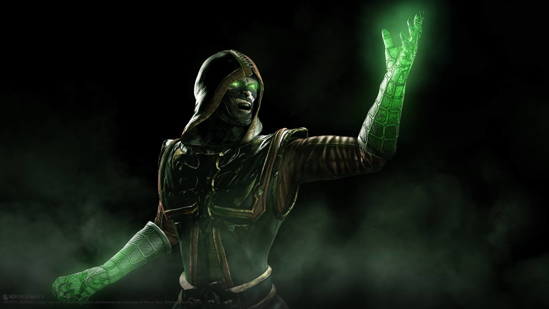 1920x1080 Quan Chi Mortal Kombat X Wallpapers