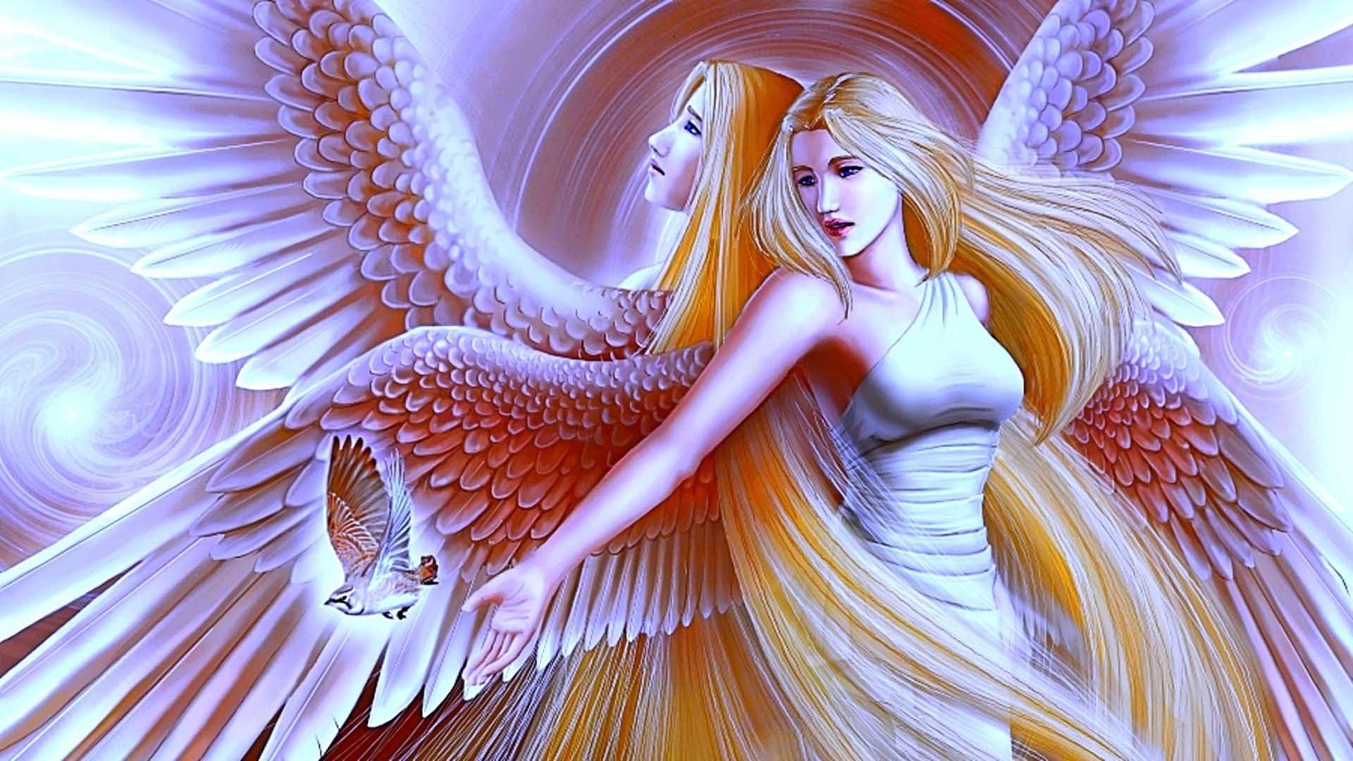 Angel Desktop Backgrounds (59+ images)