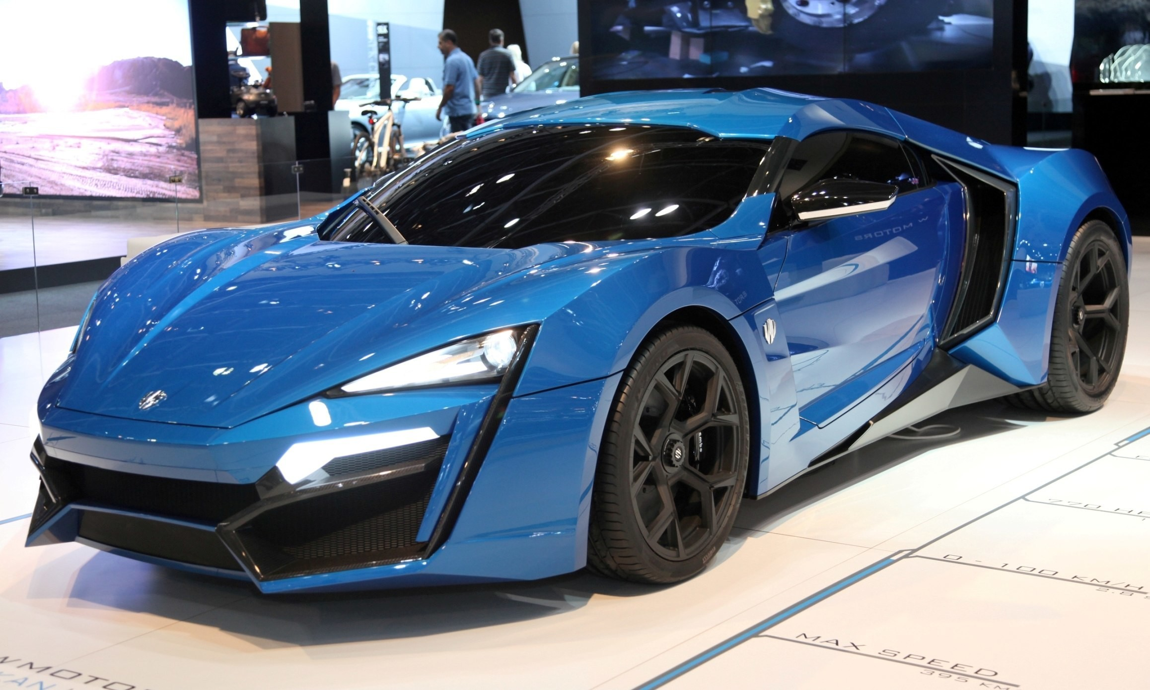 2316x1391 2014 W Motors Lykan Hypersport in 40+ Amazing New Wallpapers, Including  MegaLux Interior 40