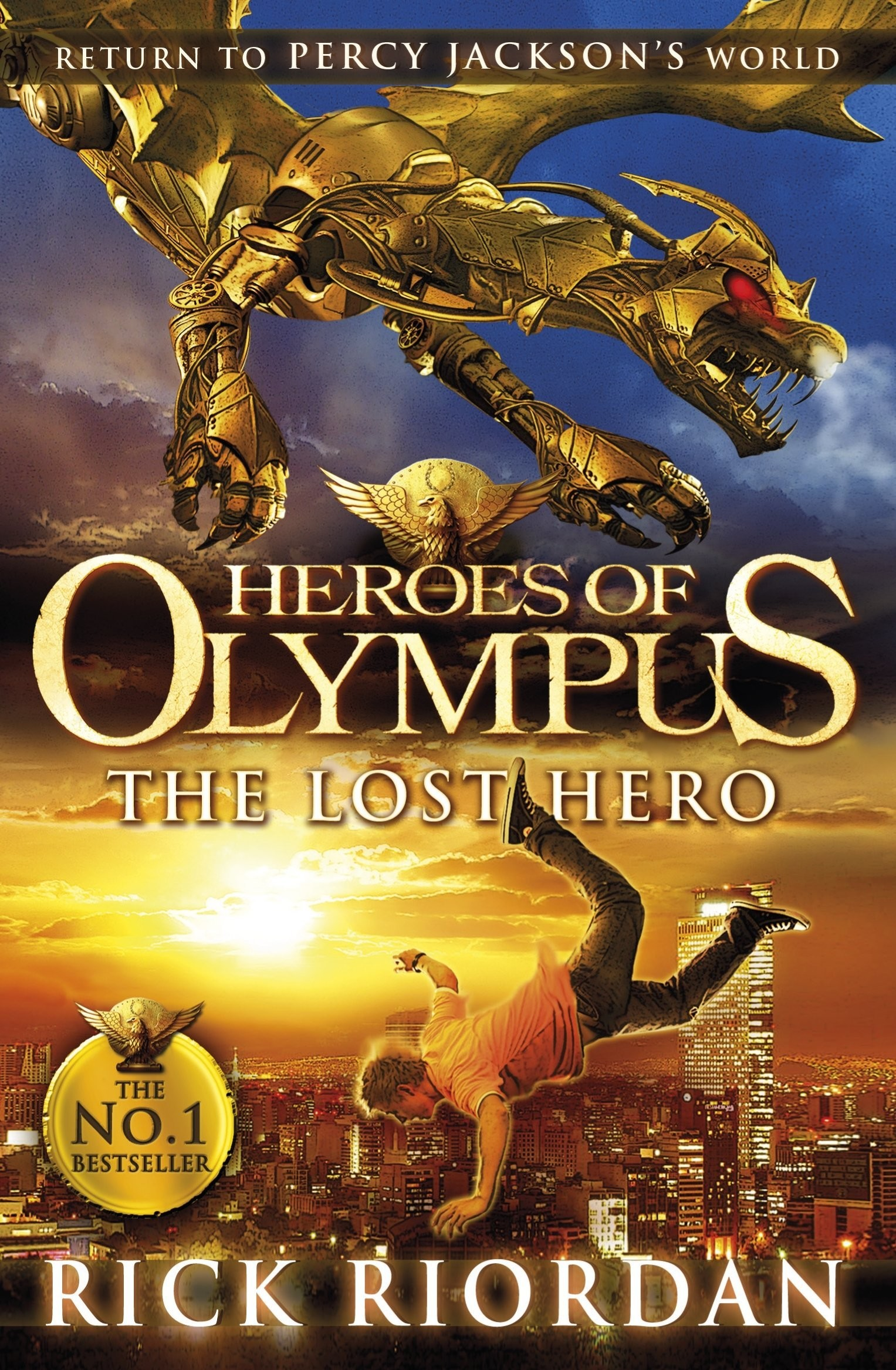 book review heroes of olympus Young listeners will be delighted with this audio edition of four short stories that supplement the books in riordan's percy jackson & the olympians series, in which young characters are demigods—half.