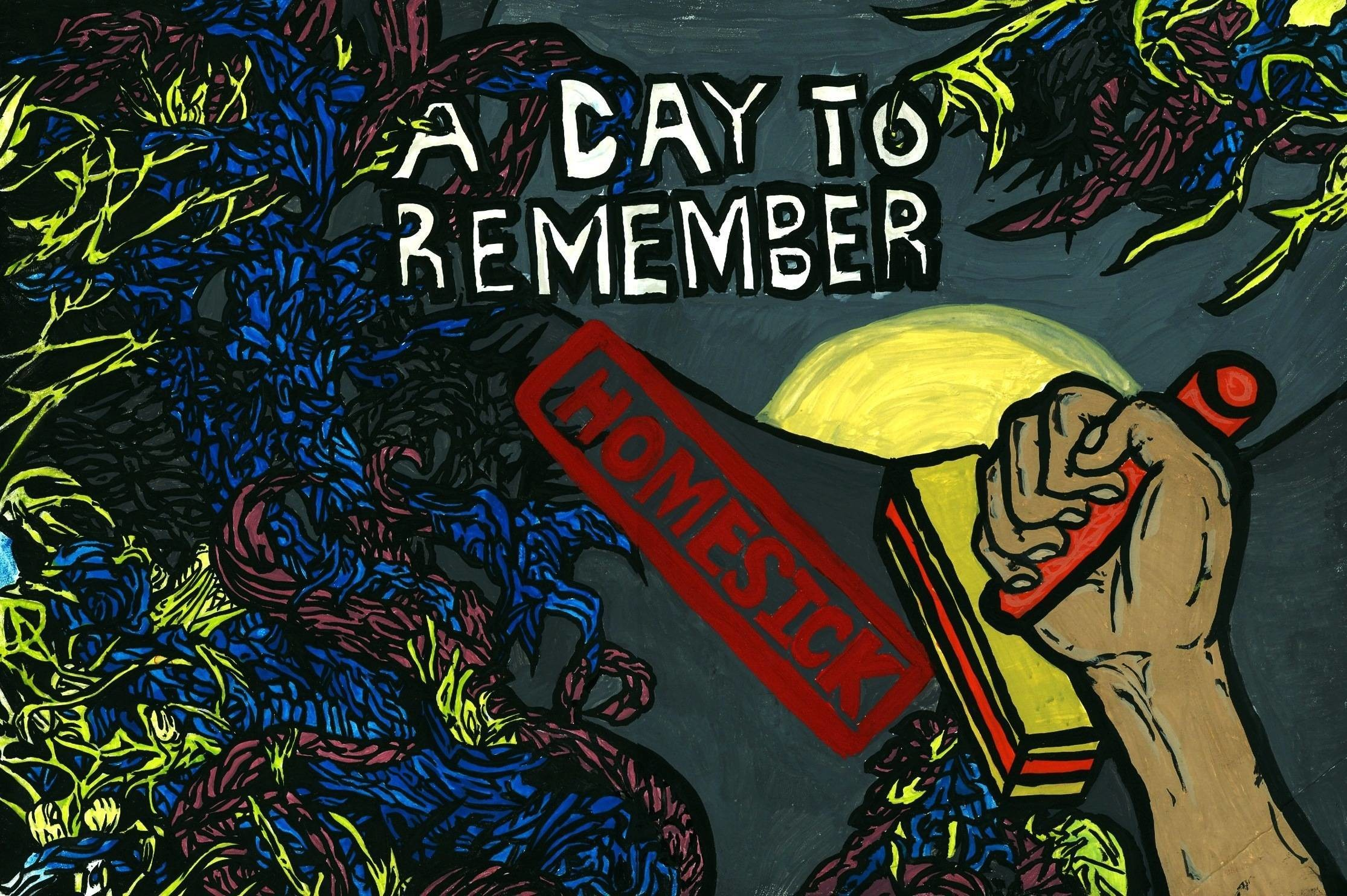 A Day To Remember Homesick Wallpaper 71 Images
