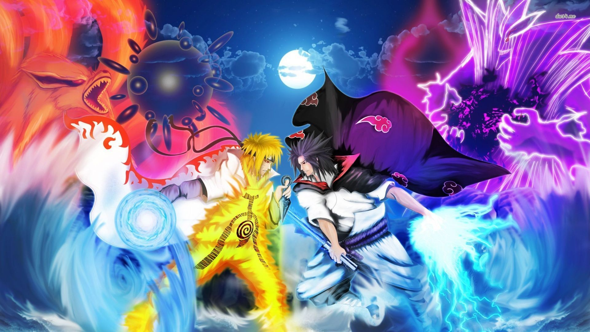 1920x1080 naruto vs sasuke wallpapers desktop wallpapers 4k high definition windows  10 mac apple colourful images backgrounds free 1920×1080 Wallpaper HD