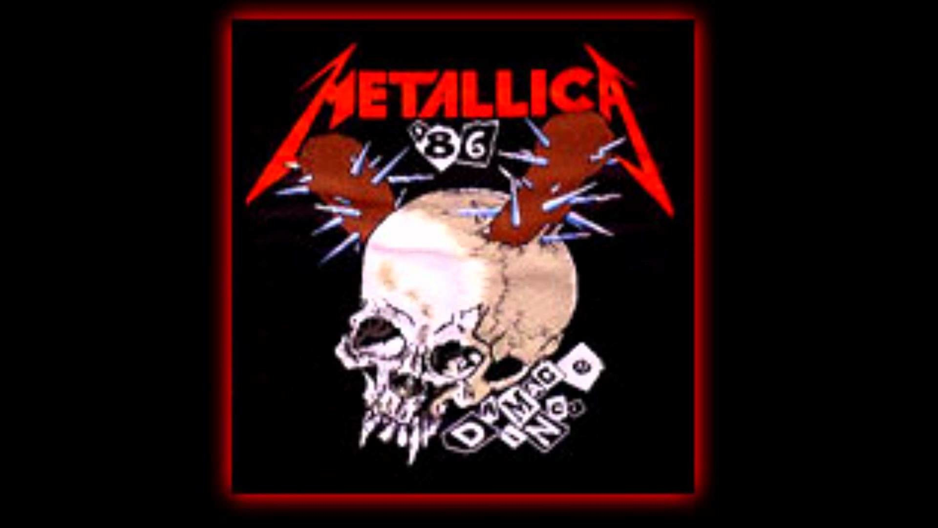 1920x1080 Metallica Live Donington 1985 Creeping Death And Ride the Lightning HD 1080p