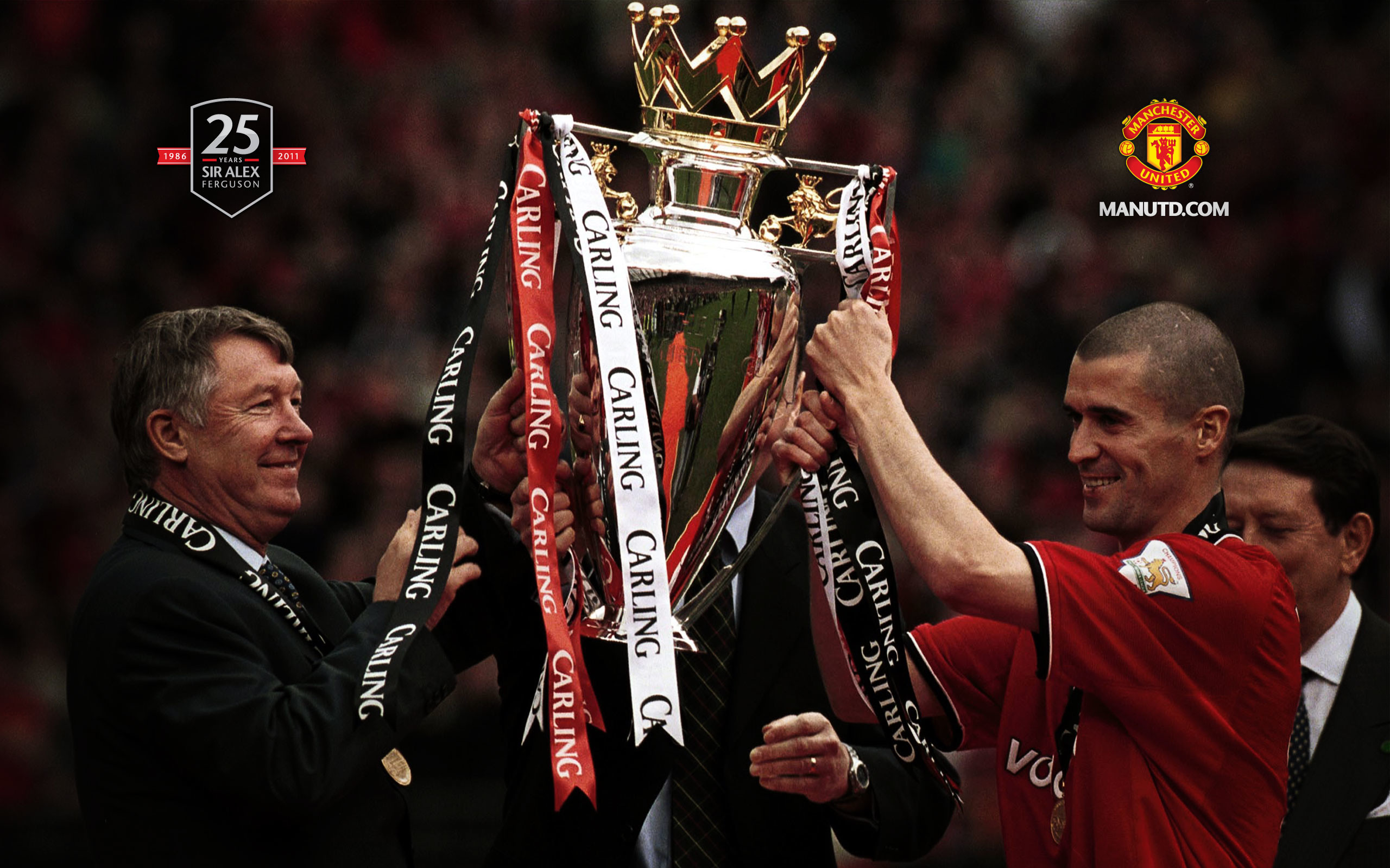 2560x1600 Sir Alex 25 Years. Advertisements