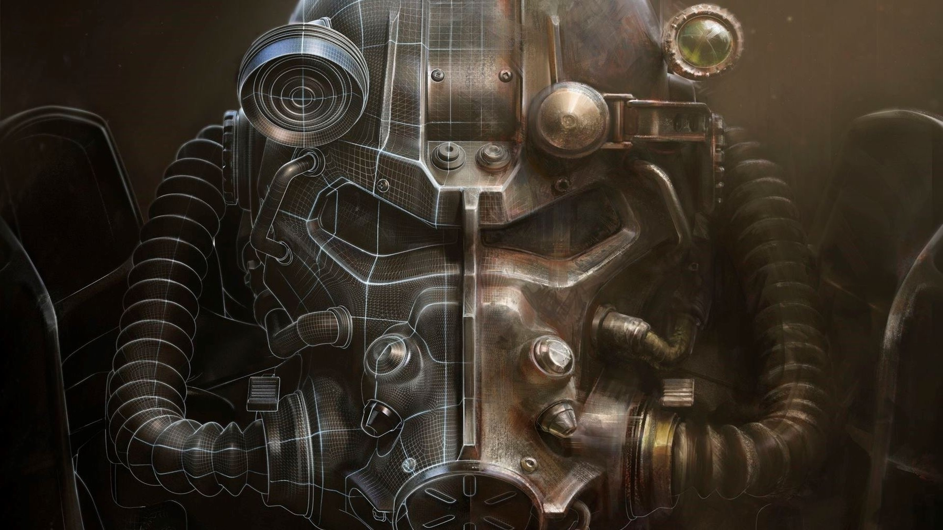 Fallout 4 Power Armor Wallpaper (82+ Images