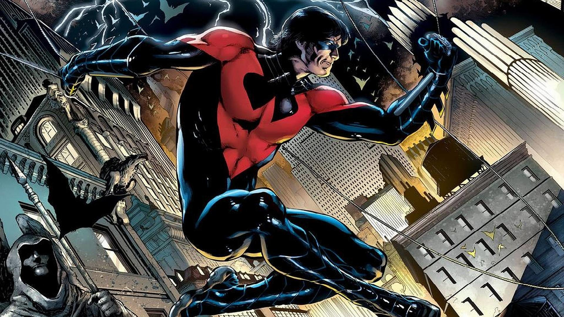 1920x1080 Nightwing Wallpaper 24 258558 Images HD Wallpapers| Wallfoy.