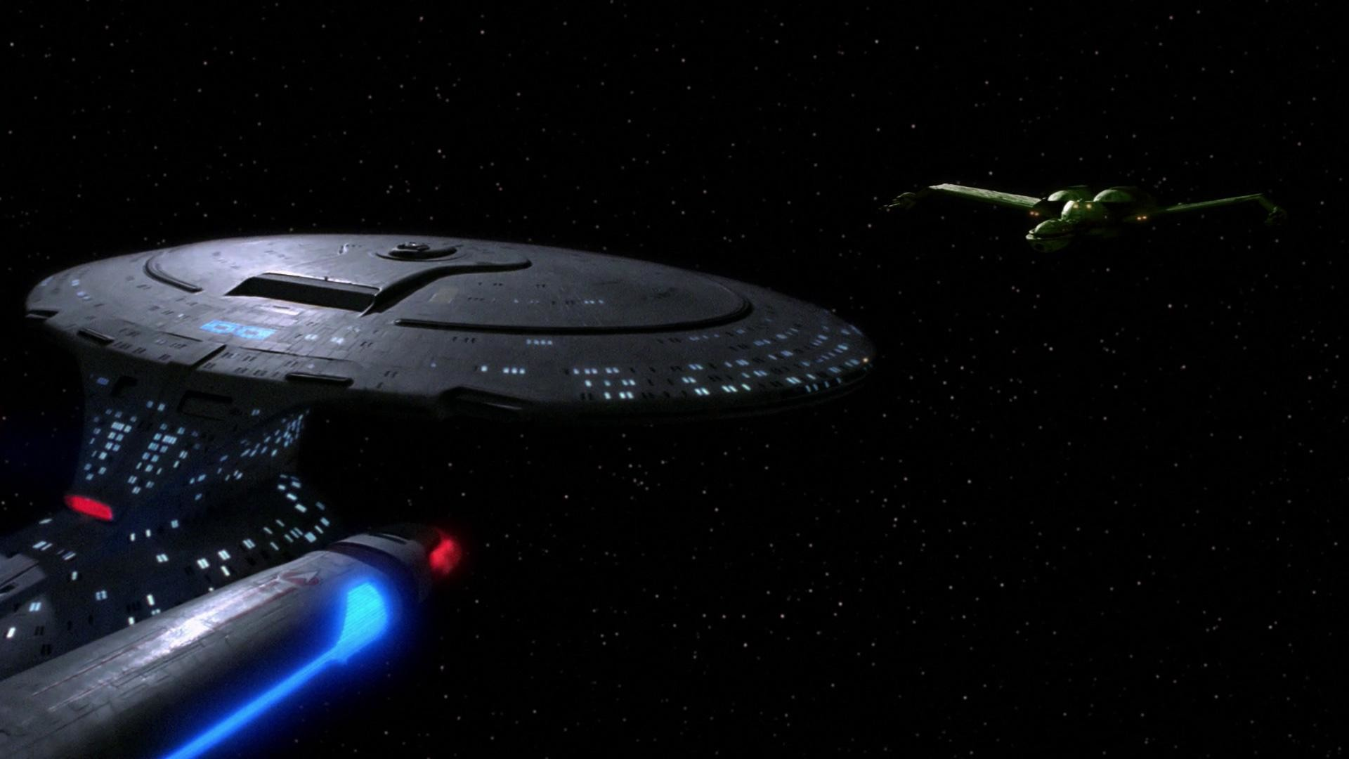 1920x1080 Starship Enterprise Wallpaper