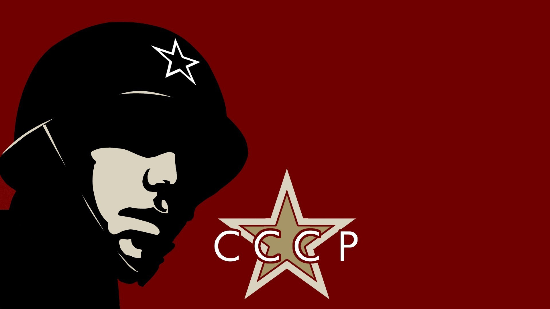 1920x1080 Soviet Union Soviet Army soldier Wallpaper