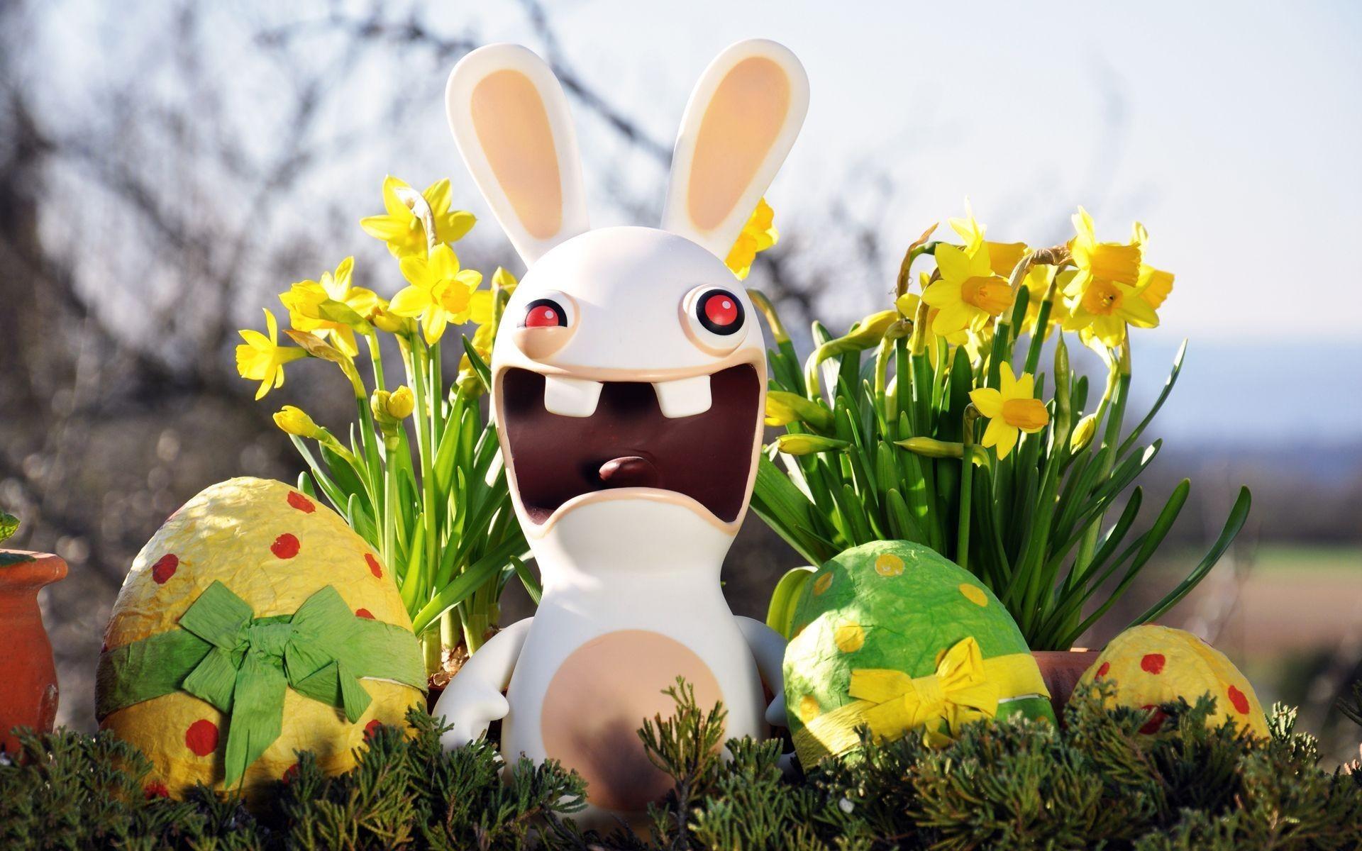 Easter wallpapers for desktop 64 images - Easter bunny wallpaper ...