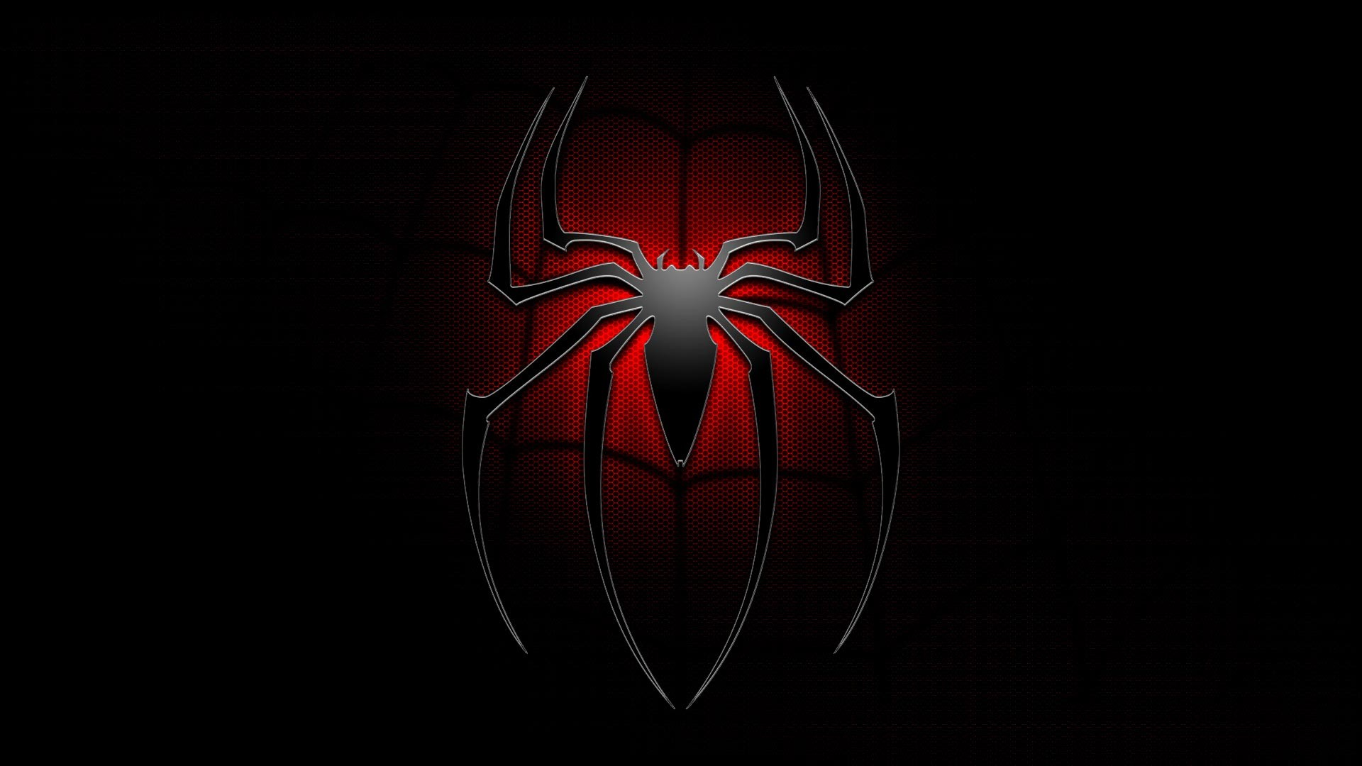 1920x1080 Download Spiderman Logo HD Wallpaper 6518 Full Size