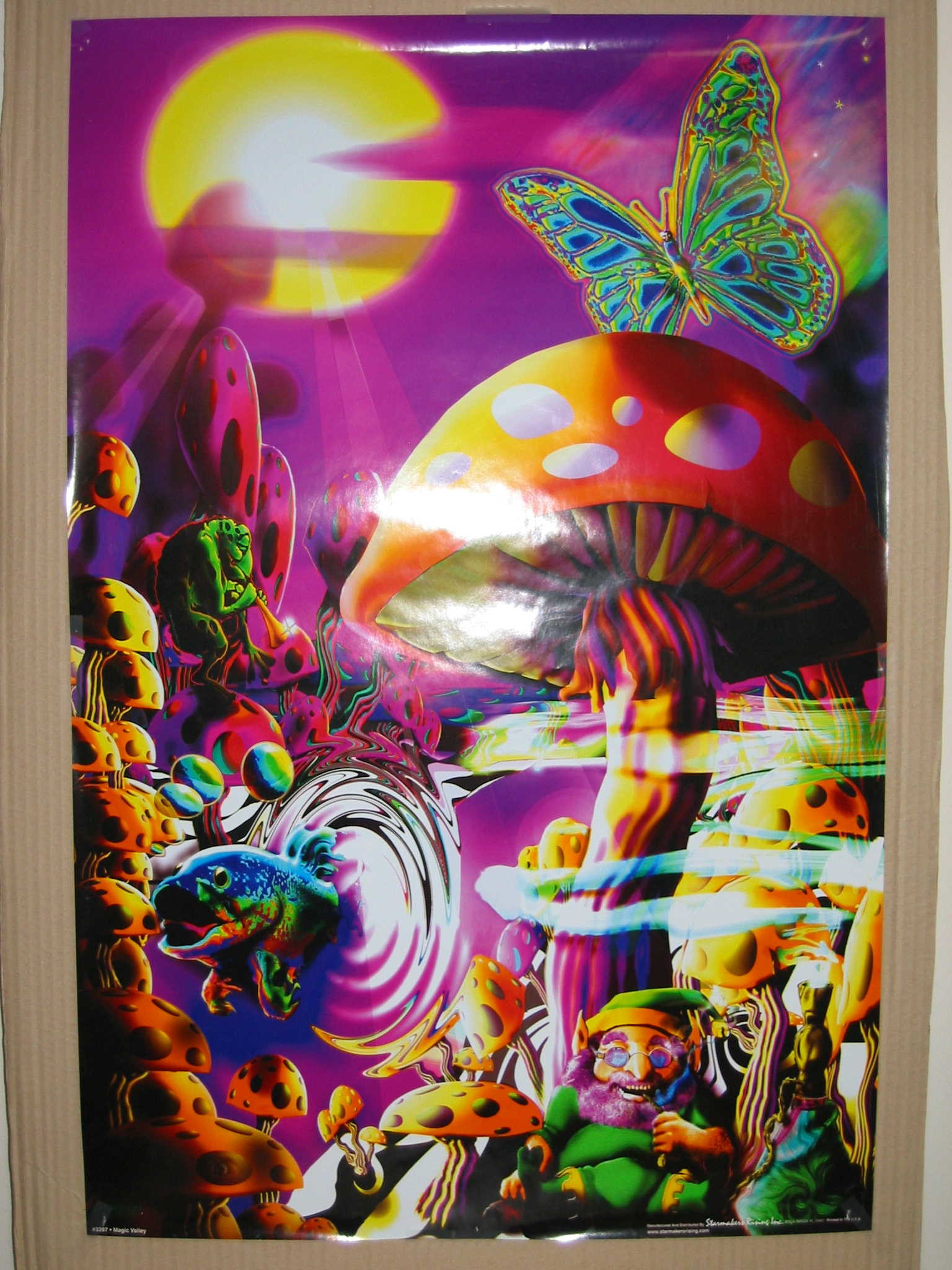 Trippy Shroom Wallpaper 65 Images