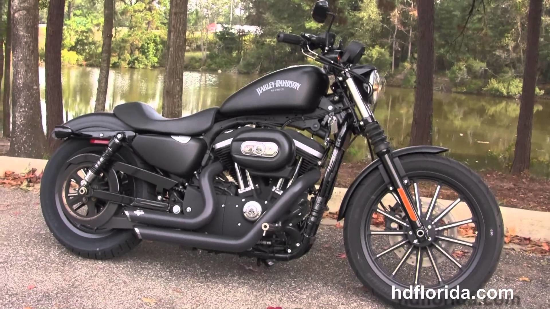 1920x1080  Images For > Harley Davidson Iron 883 Blacked Out