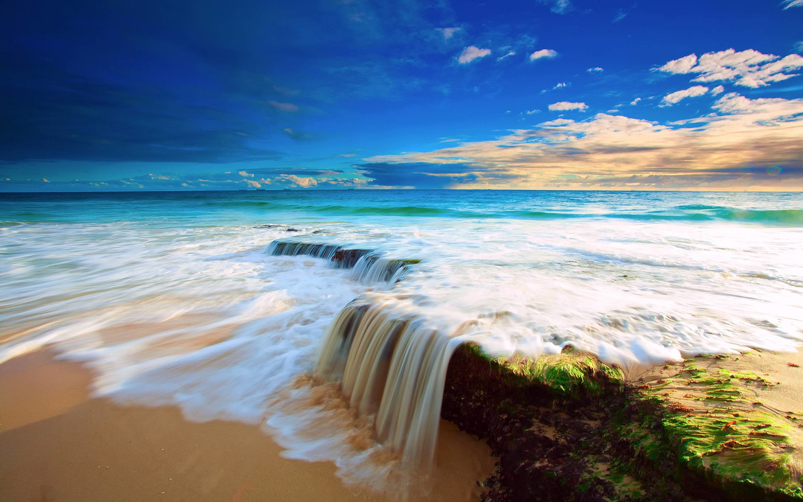 2560x1600 Cool Ocean Wallpaper Images & Pictures - Becuo